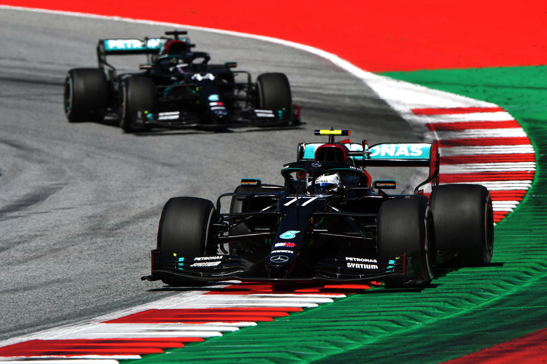 Mercedes' Bottas comes out on top at 2020 Formula One ...