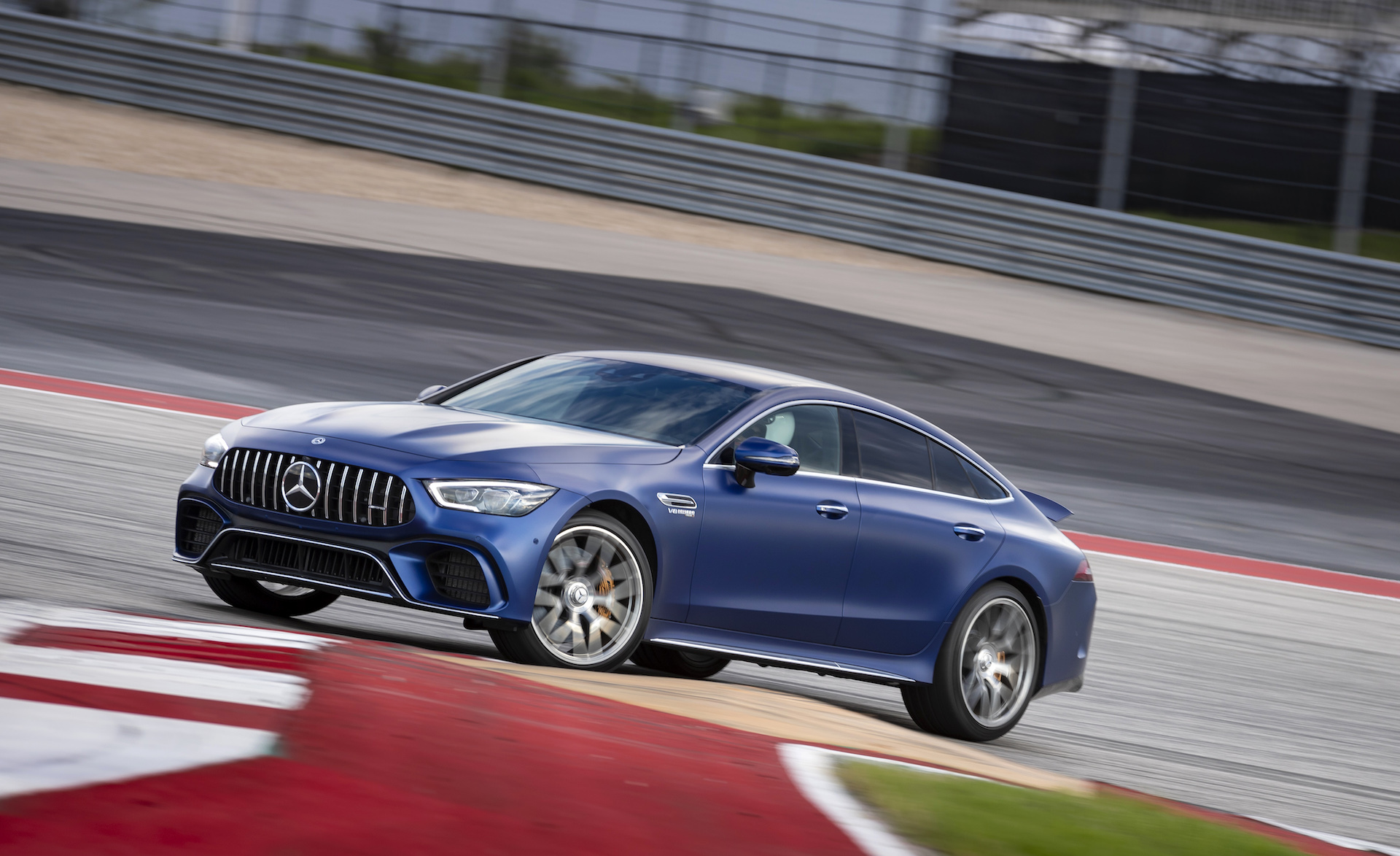 2019 Mercedes-AMG GT 63 S 4-Door Coupe first drive review ...