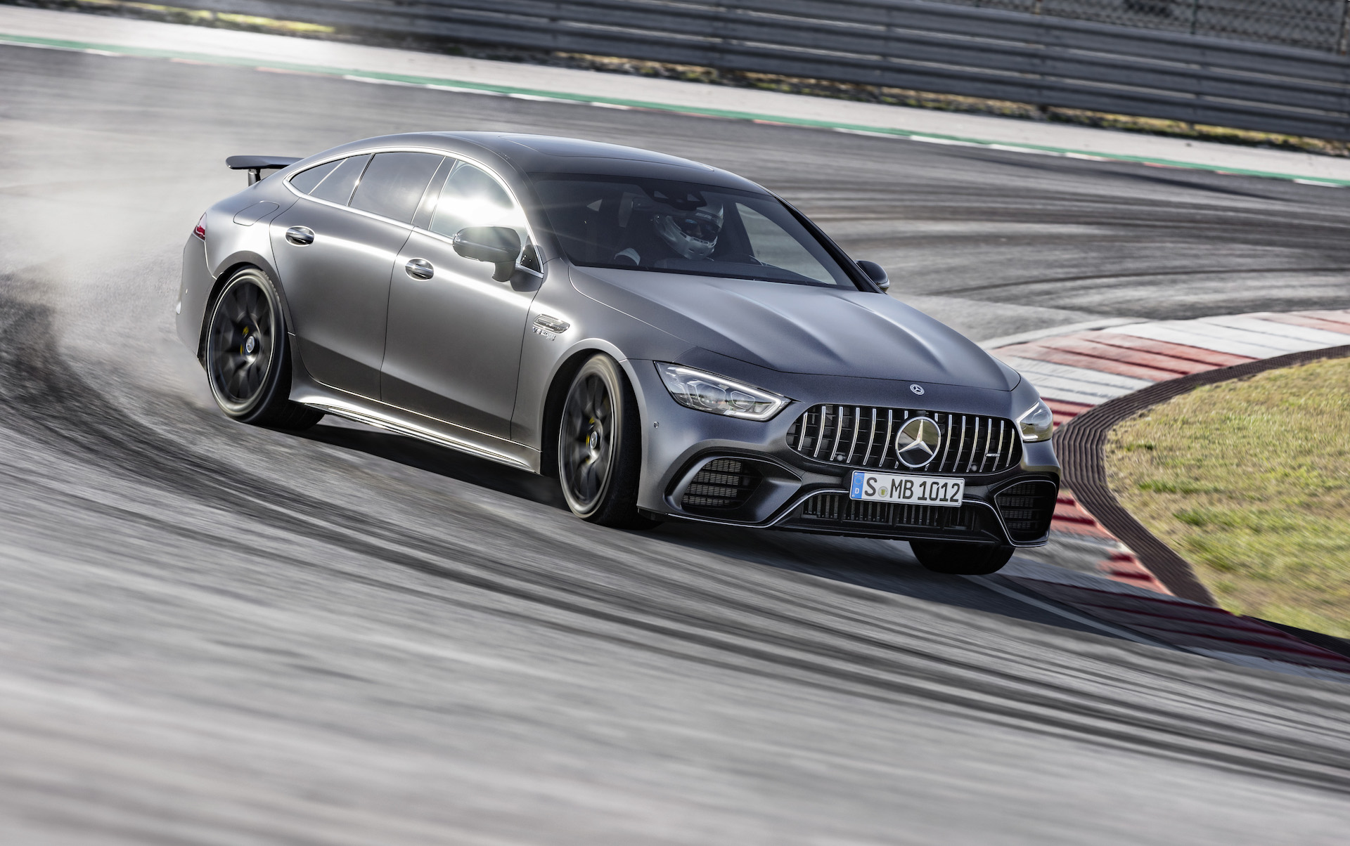 Pay To Play 2019 Mercedes Amg Gt 63 4 Door Coupe Costs 137 495