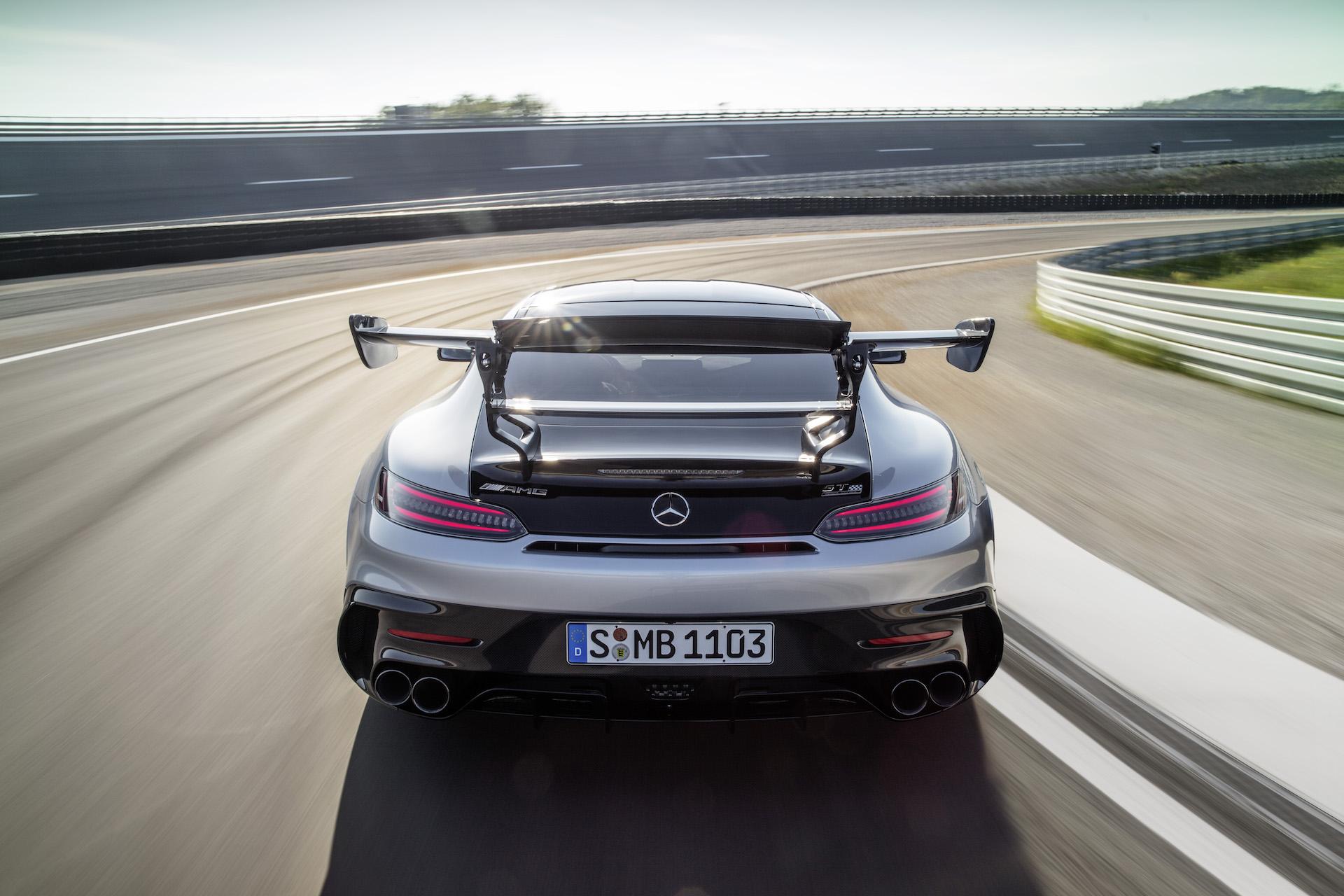 2021 Mercedes-AMG GT Black Series