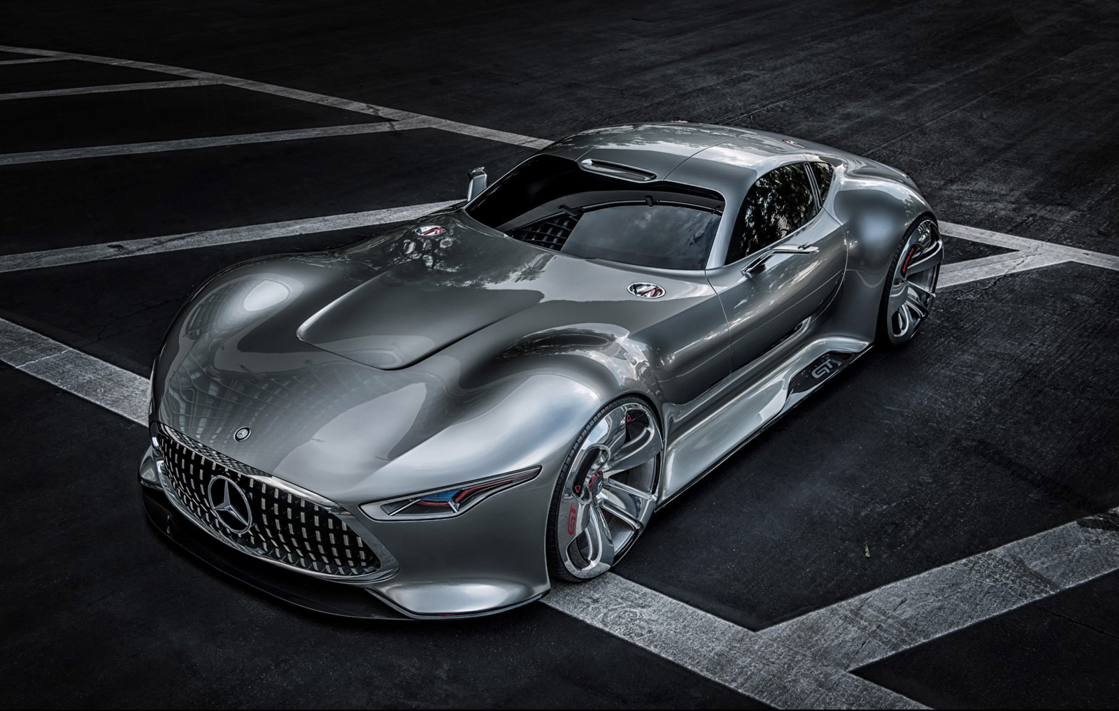production version of mercedes-benz vision gt in the works?