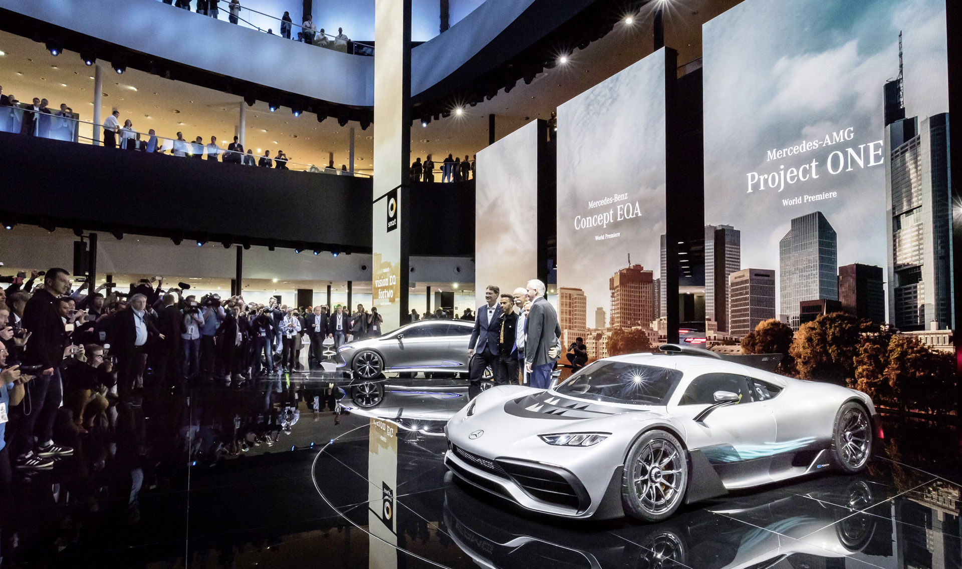 Germany's top auto show will leave Frankfurt for Munich in 2021