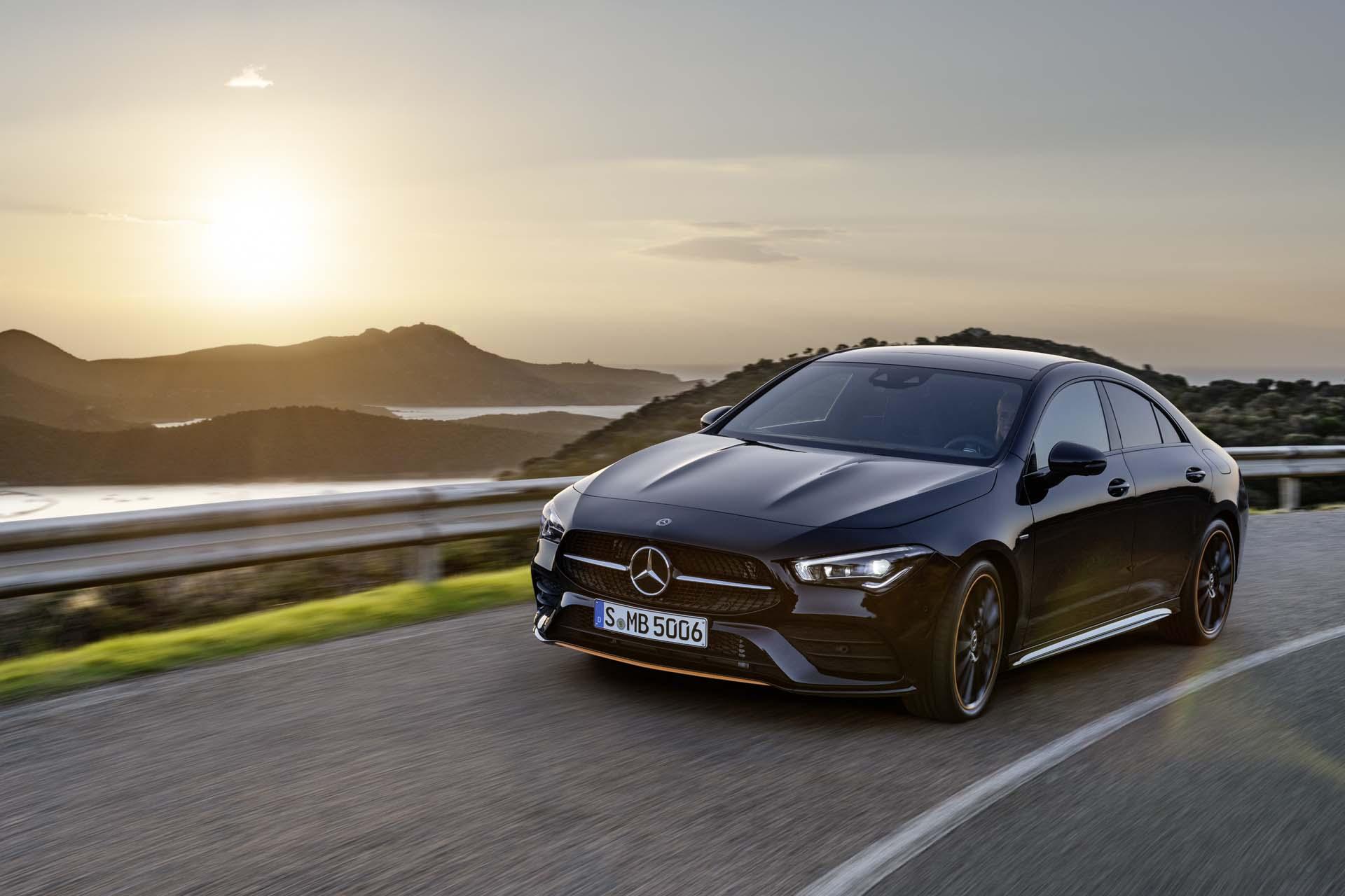 2021 Mercedes CLA 250 Rumors