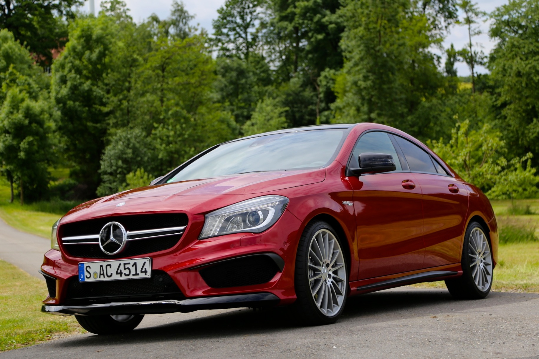 2014 Mercedes-Benz CLA 45 AMG first drive review (Page 2)