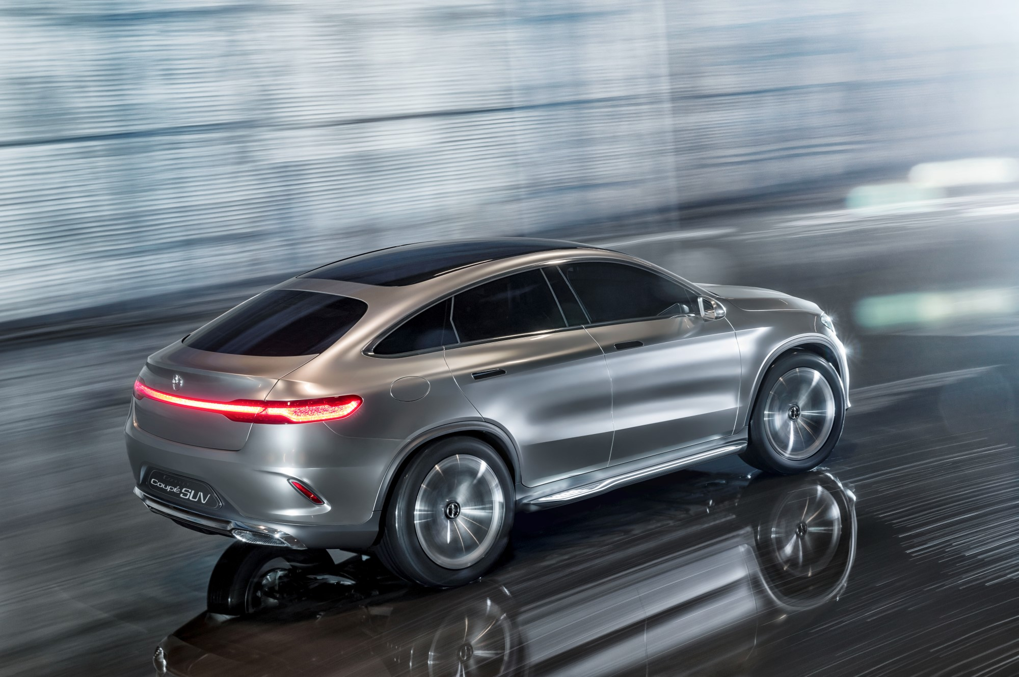 Mercedes Gla Based Coupe Crossover Possible Says R D Chief