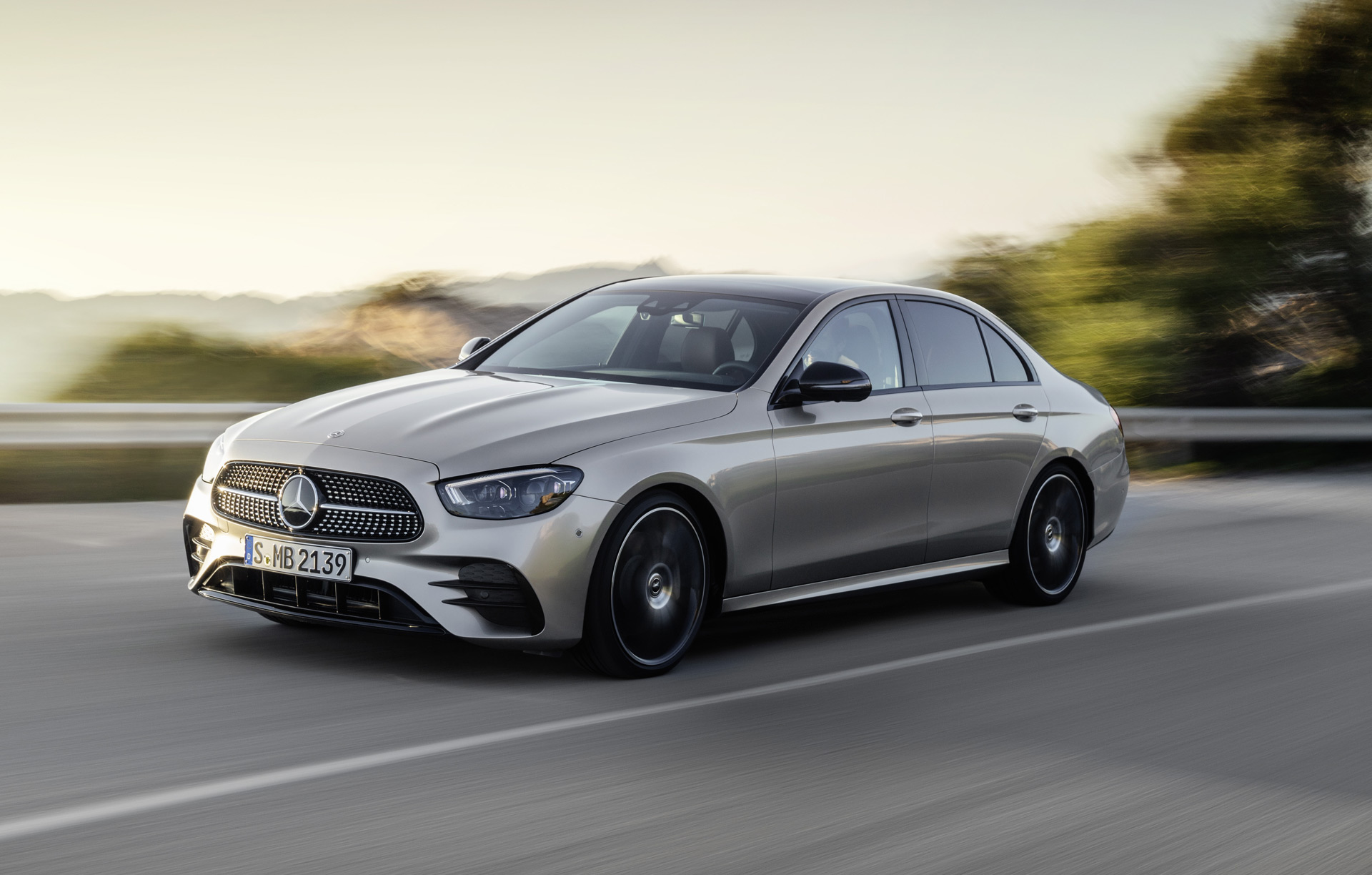 2021 Mercedes E-Class Release Date