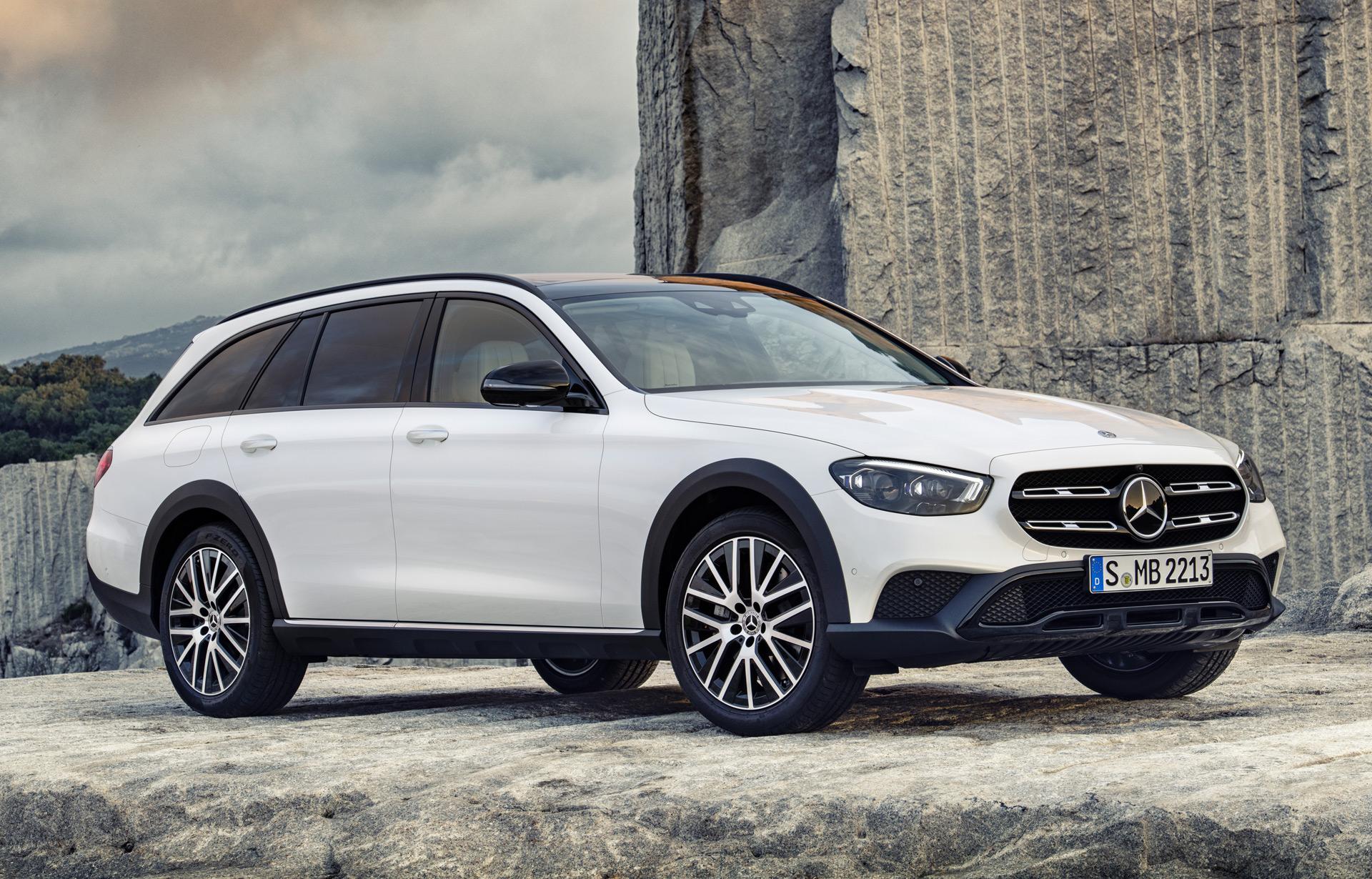 2021 Mercedes-Benz Clase E Todo Terreno