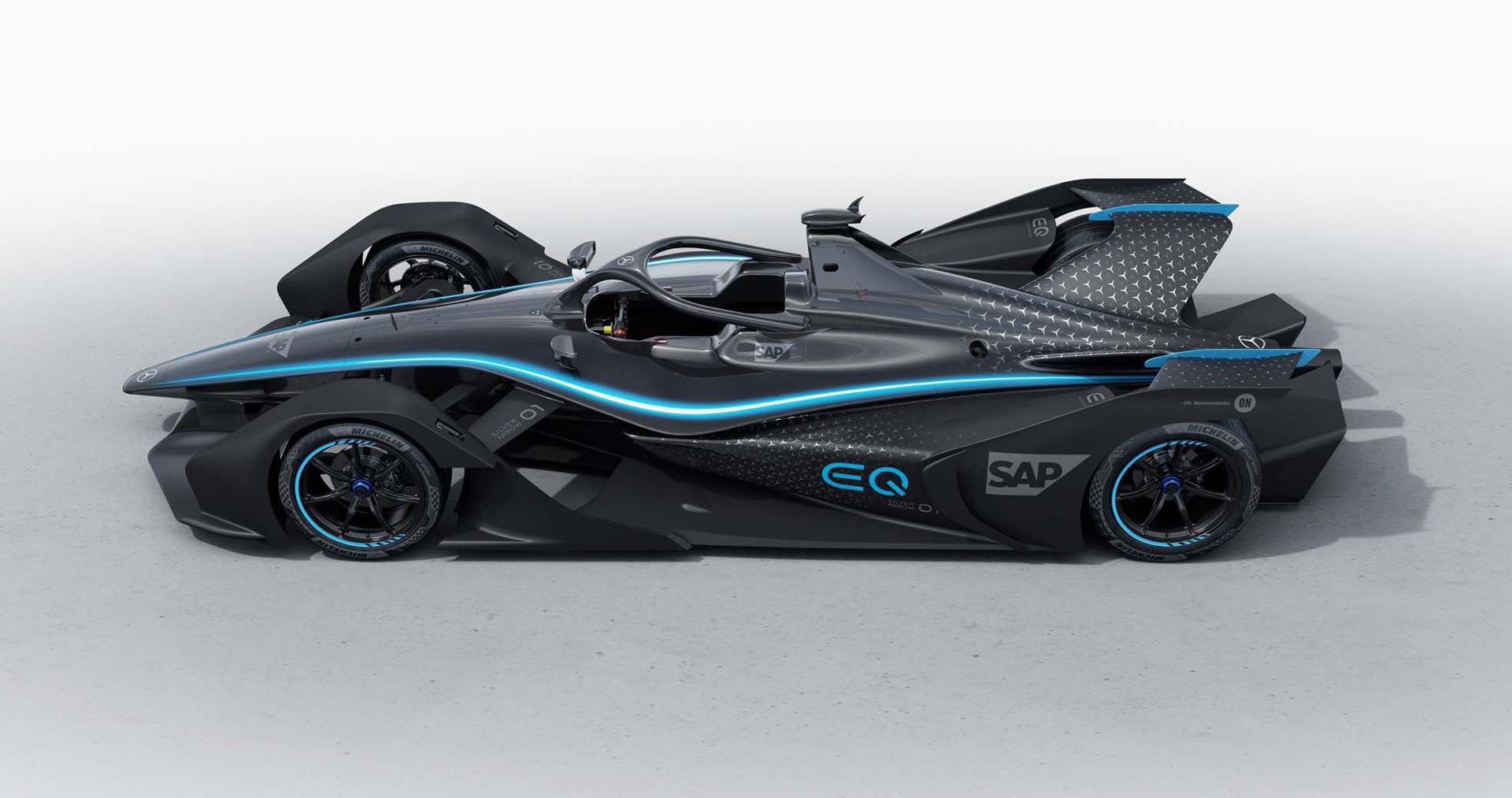 Venturi will race Mercedes-Benz EQ Silver Arrows in Formula E