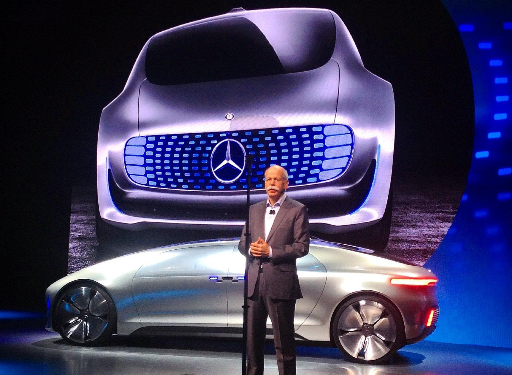 Ces 2015 3 Things We Learned From Mercedes Ford Audi