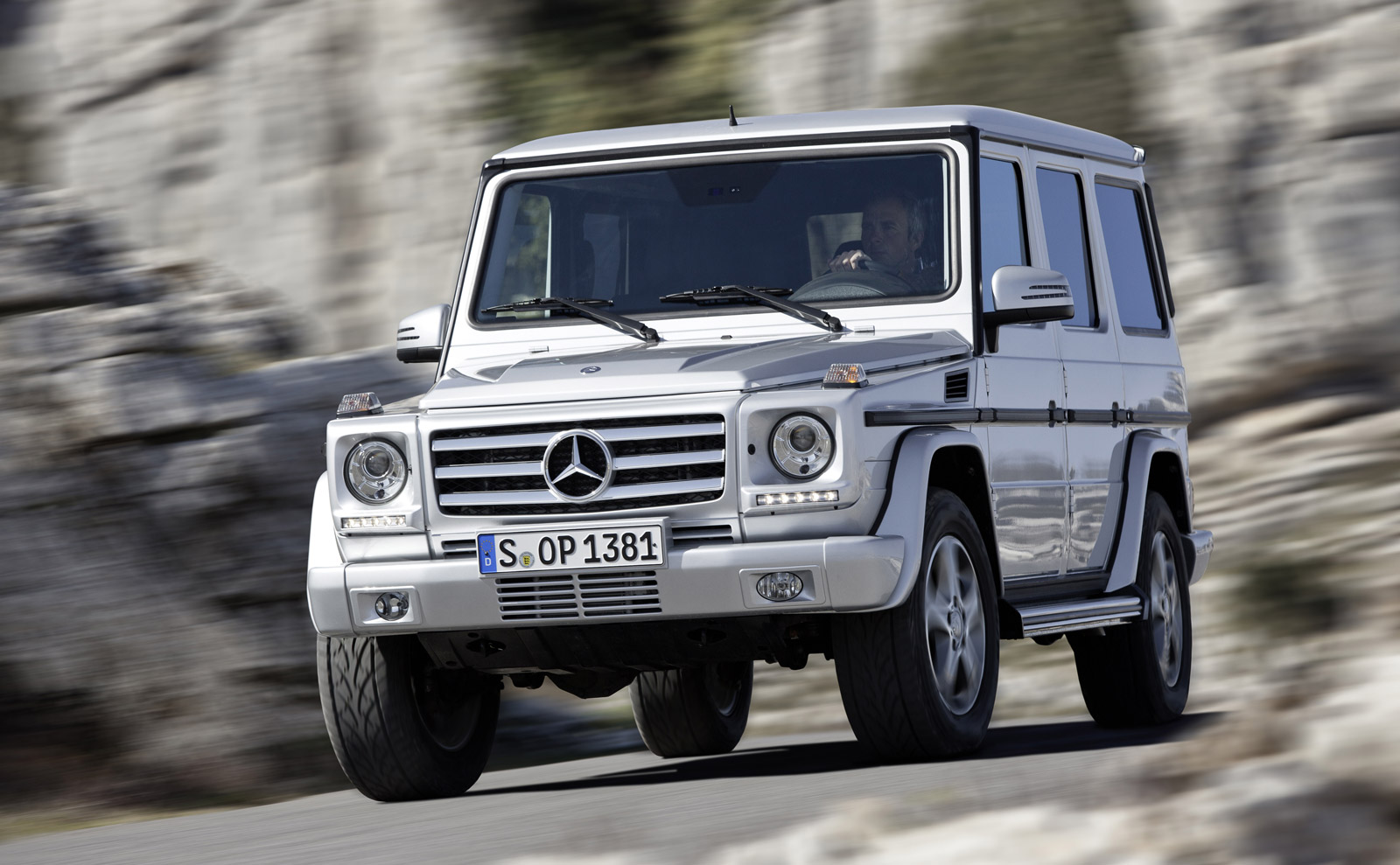 2013 Mercedes Benz G Class And G63 Amg Make Debut
