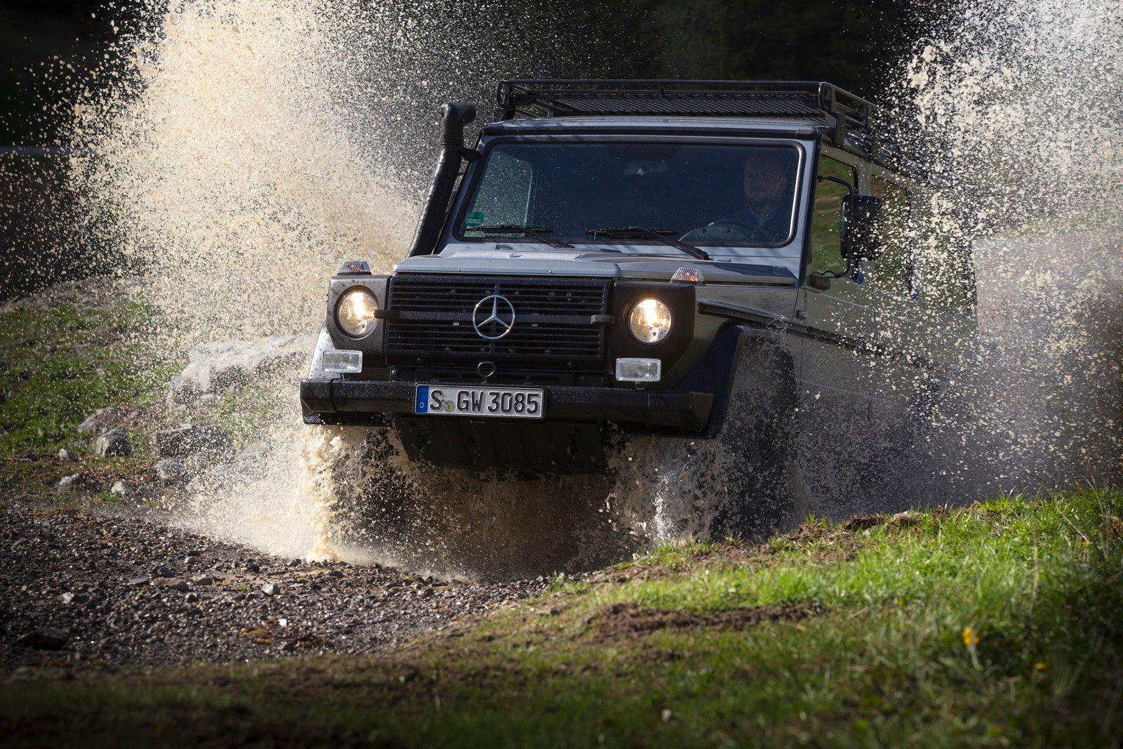 2013 Mercedes-Benz G63 AMG first drive review