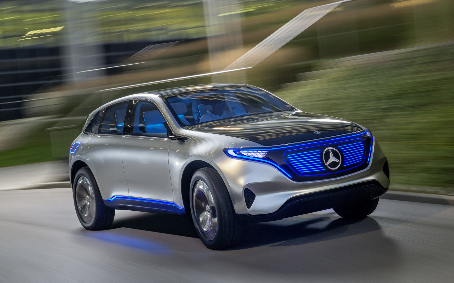Mercedes Accelerates Electric Plans Promises 10 Evs By 2022