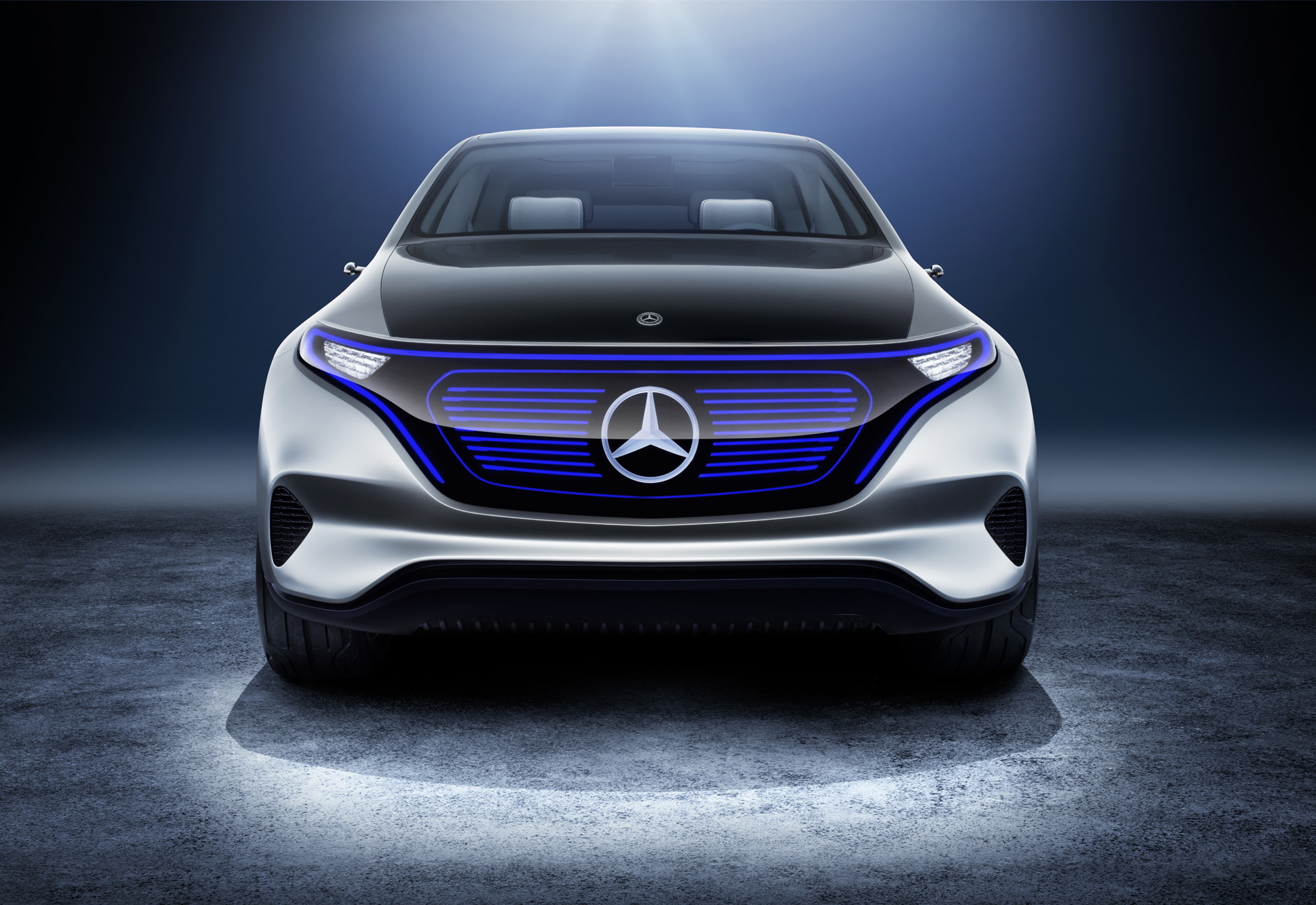 Mercedes EQC electric SUV reservations open in Norway, for ...