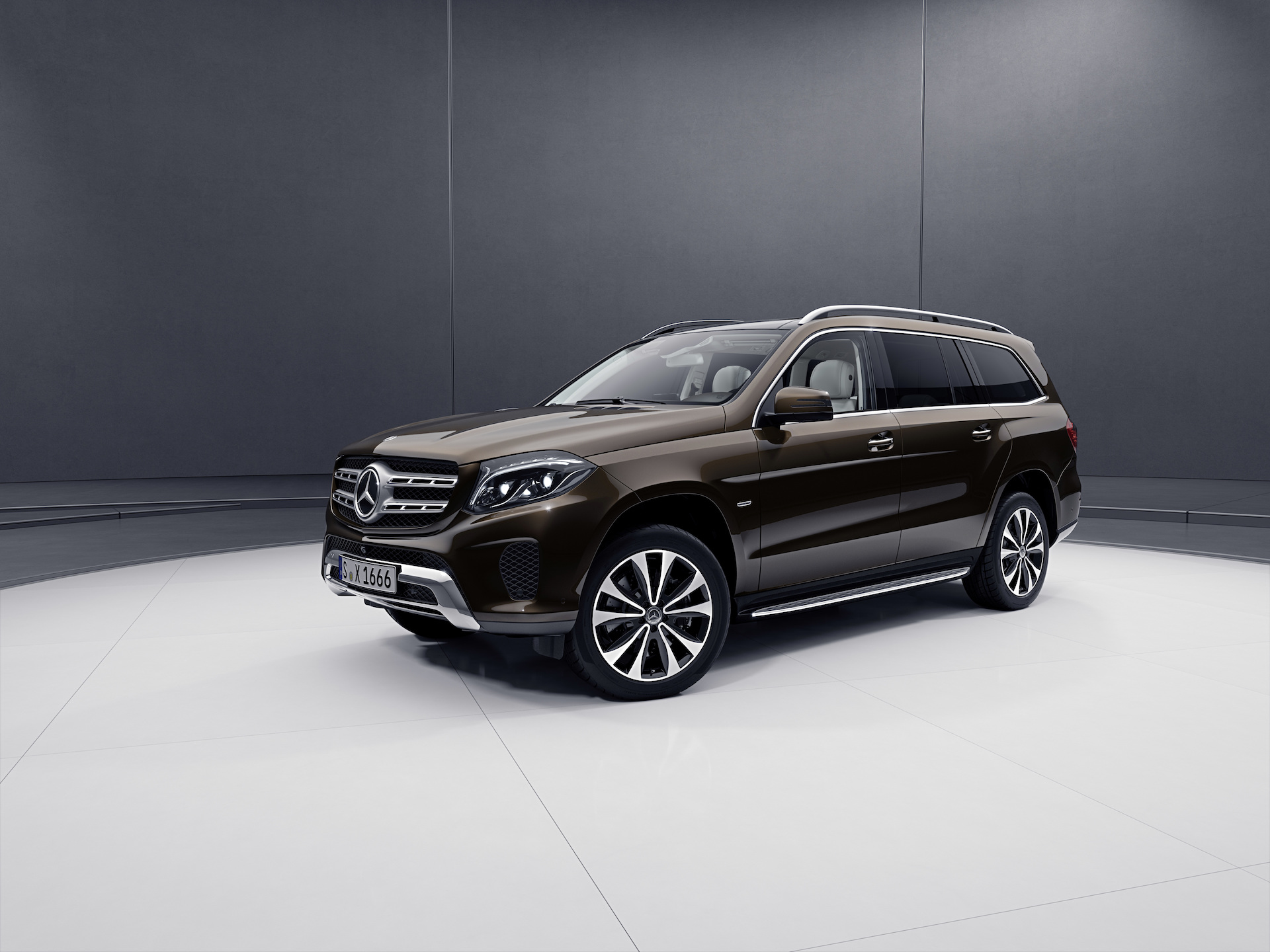 mercedes benz 2019 gls 2019 Mercedes Benz GLS Grand Edition turns up the luxury mercedes benz 2019 gls