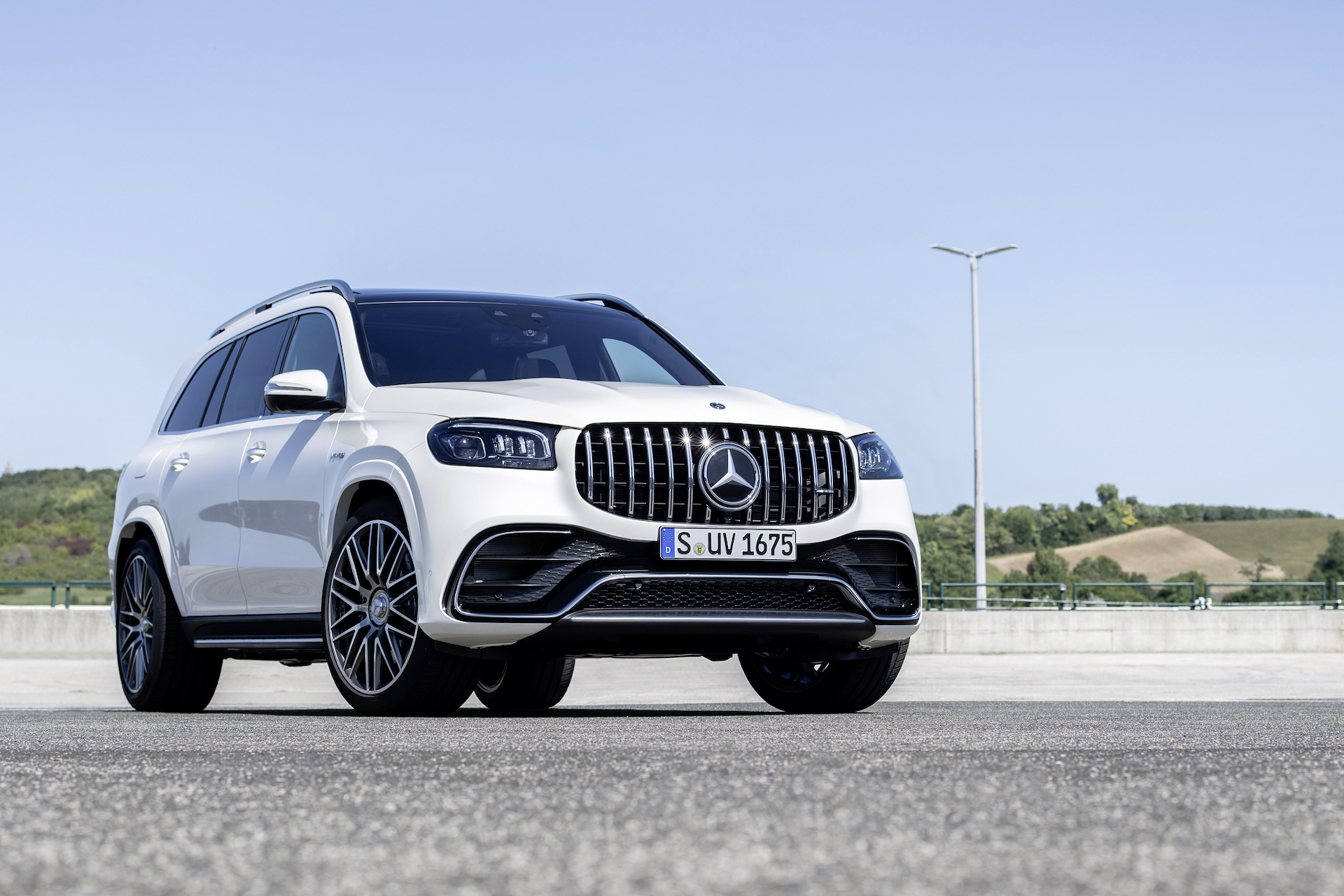 2021 Mercedes Benz Gls Class Review Ratings Specs Prices And Photos The Car Connection
