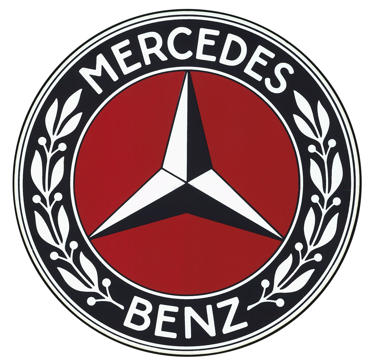 The origins of Mercedes' three-pointed star logo