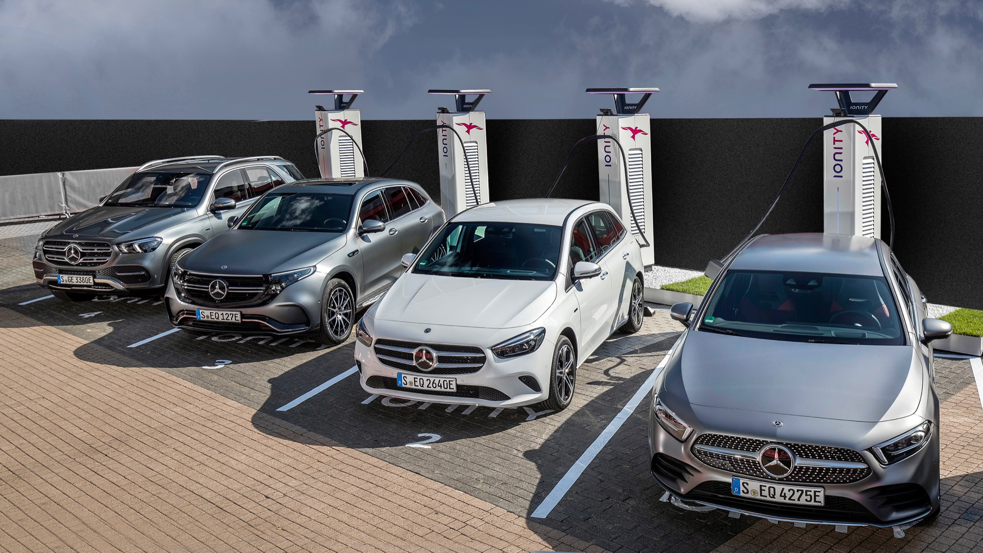 Where will sales of electric cars, hybrids land after the vehicle-sales free fall?