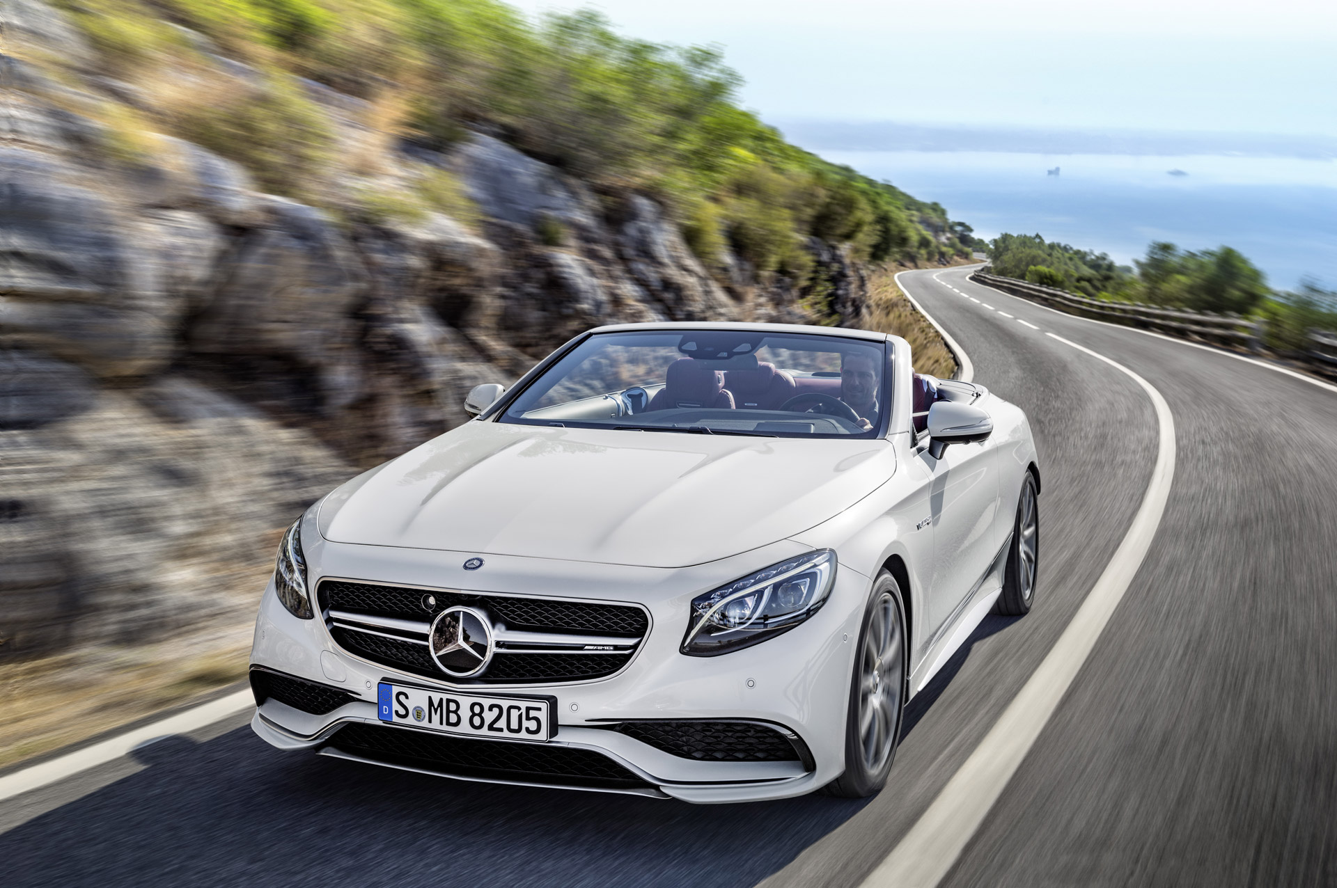 S 63 Amg 2017 >> 2017 Mercedes Amg S63 Cabriolet Detailed In New Video