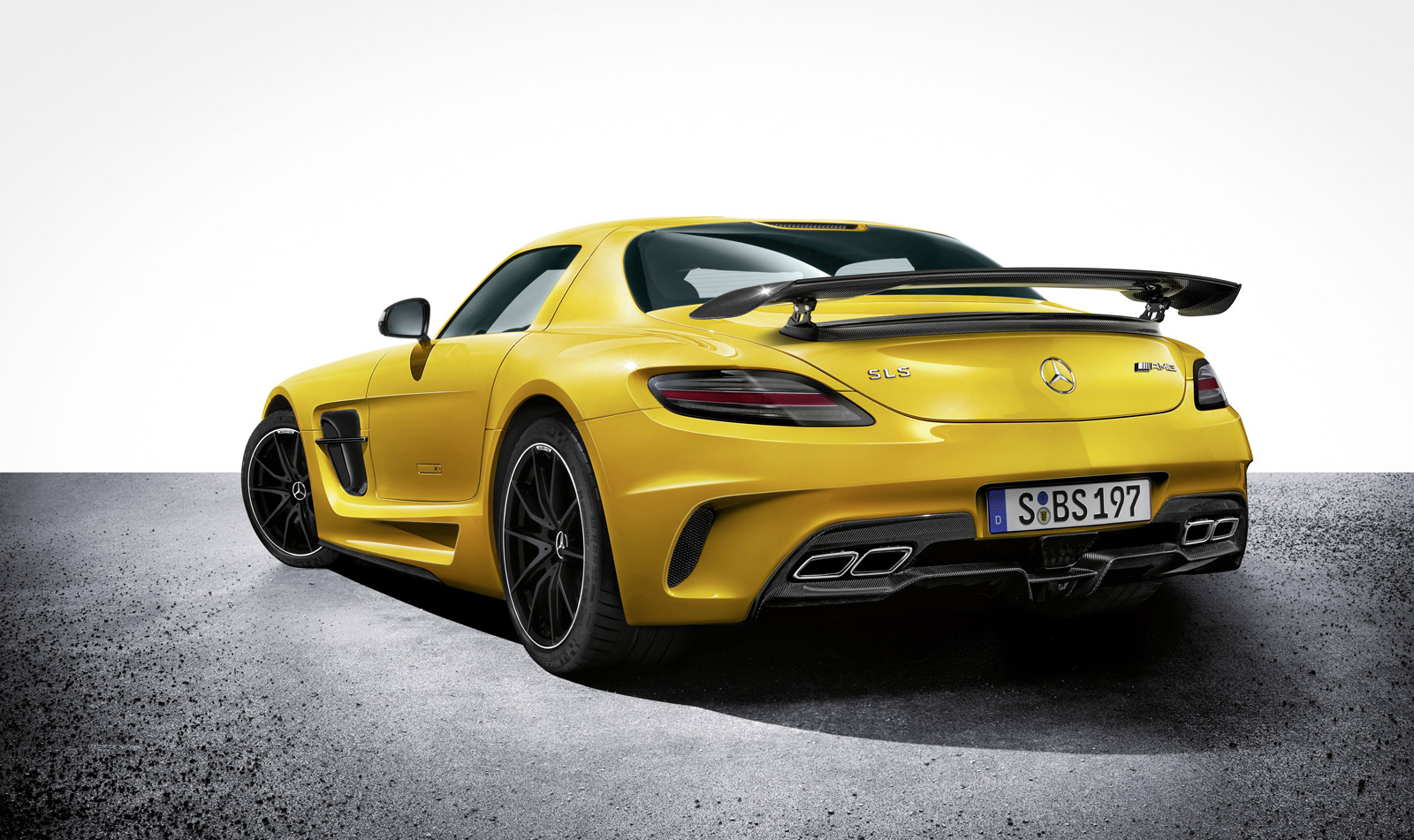 Sls Black Series >> 2014 Mercedes Benz Sls Amg Black Series Preview