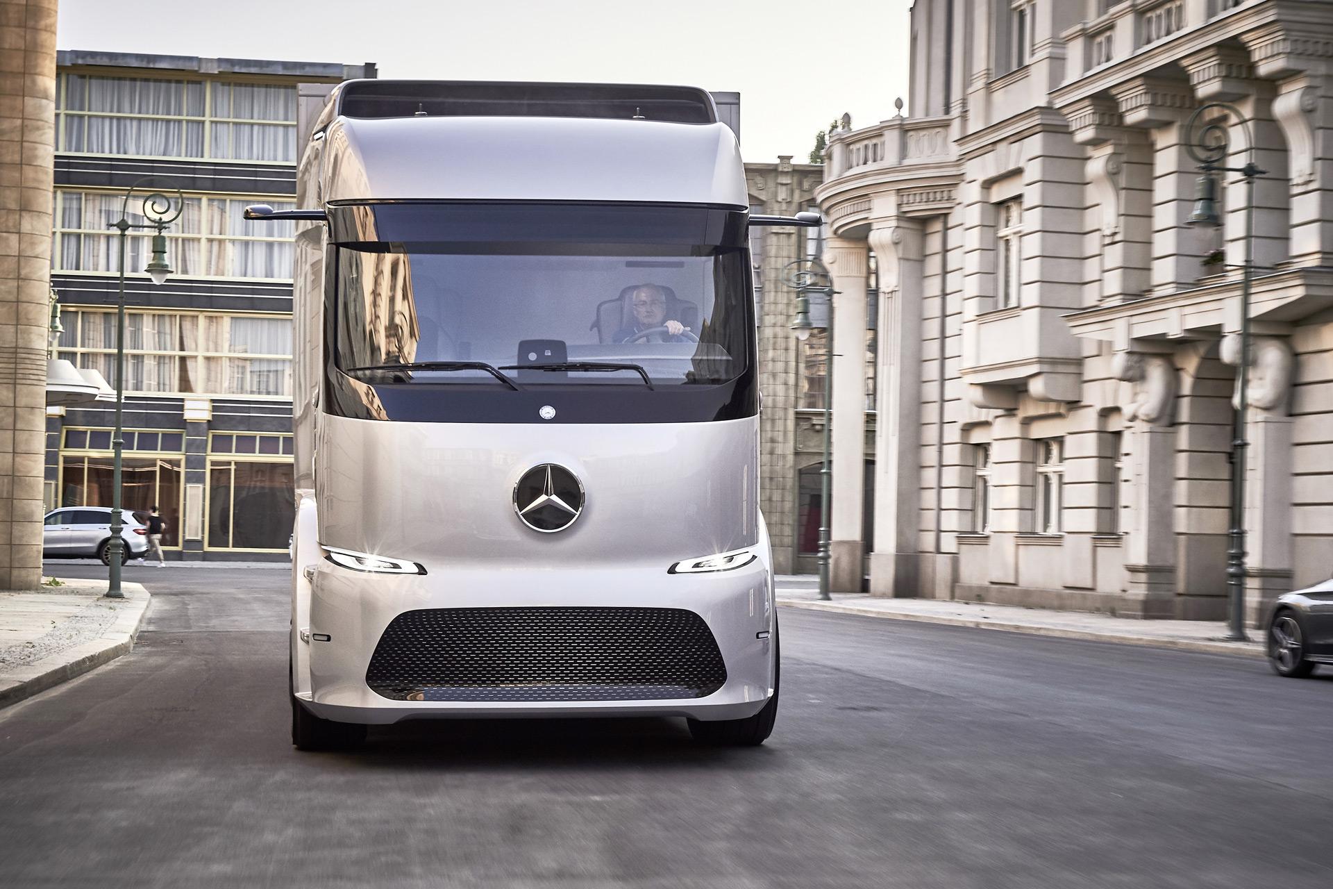 Mercedes Urban Etruck Infiniti Q60 Convertible Tesla