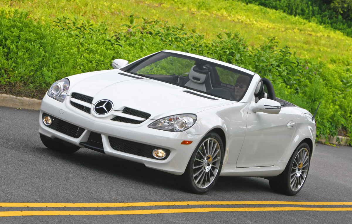 Fun in the sun 2011 mercedes benz slk adtktc series for Sun motor cars mercedes benz