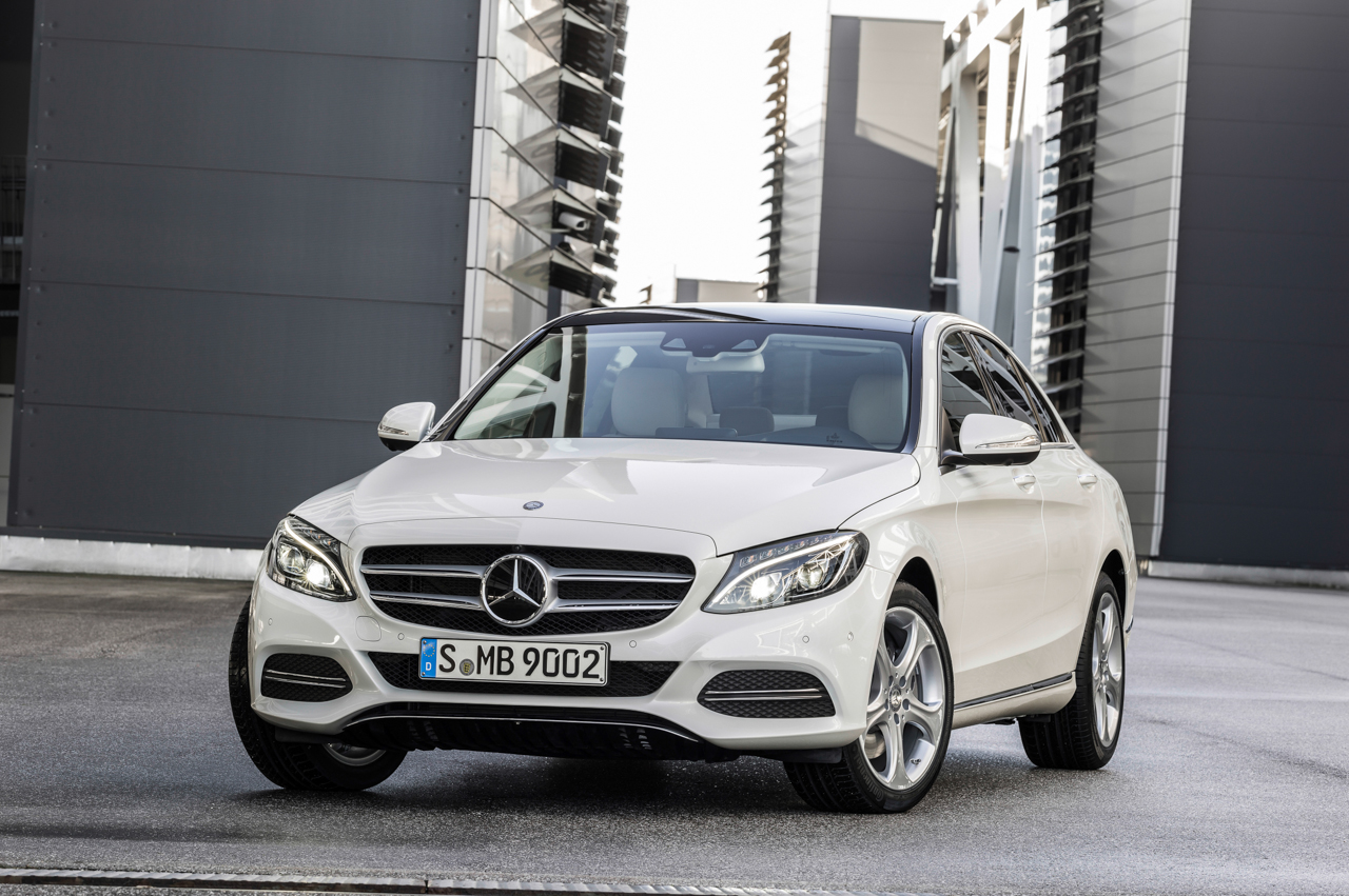 2015 Mercedes-Benz C-Class Recalled For Potential Steering