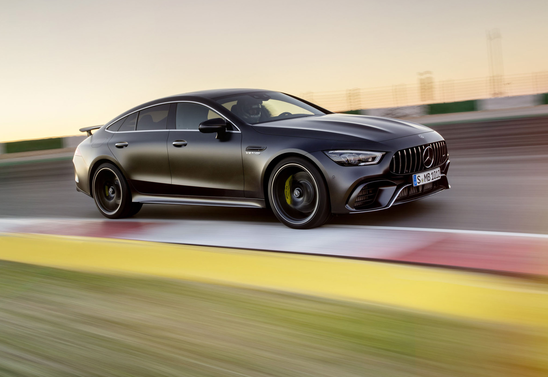 Mercedes-AMG standalone SUV isn't happening, GT Black Series coming in 2020
