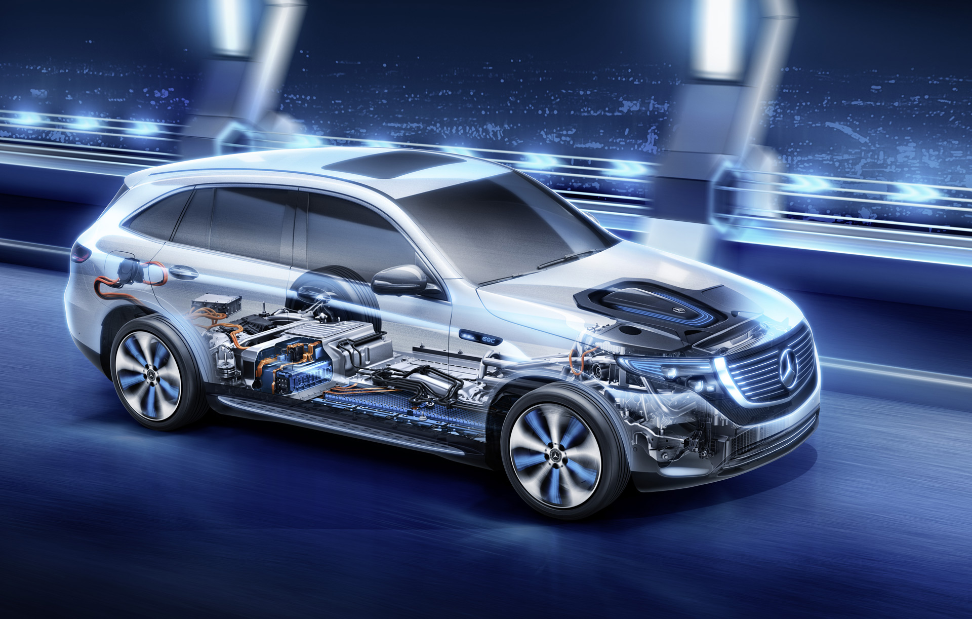 Mercedes-Benz moves to build battery supply chain in Europe