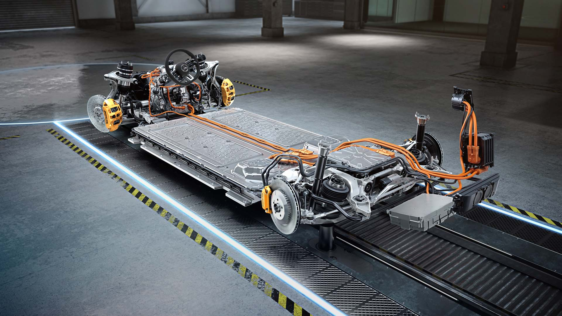 Mercedes-AMG plug-in hybrids will get F1 battery tech, 2-speed gearbox and e-motor at rear