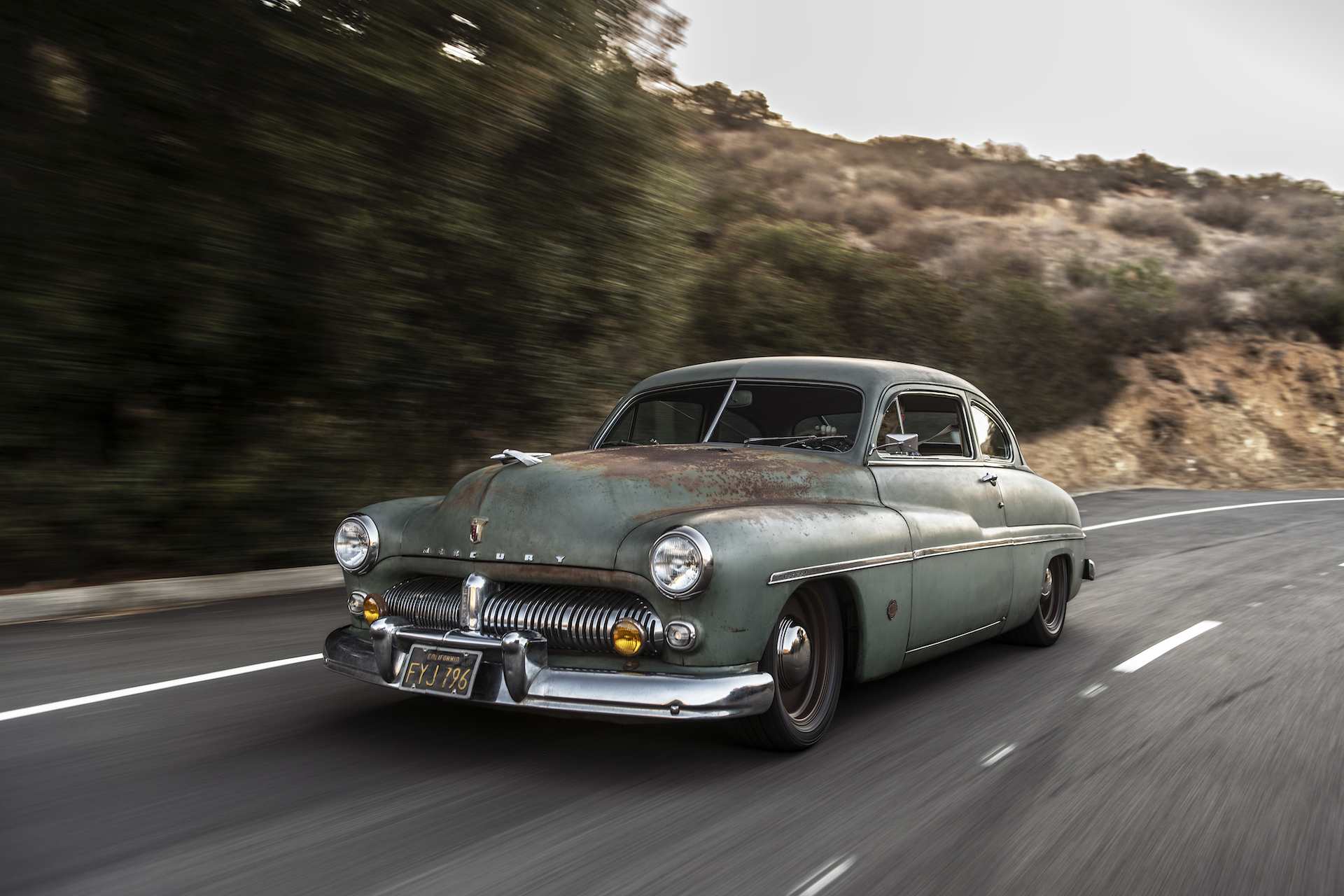 The sleeper of sleepers: Icon builds 1949 Mercury Coupe powered by