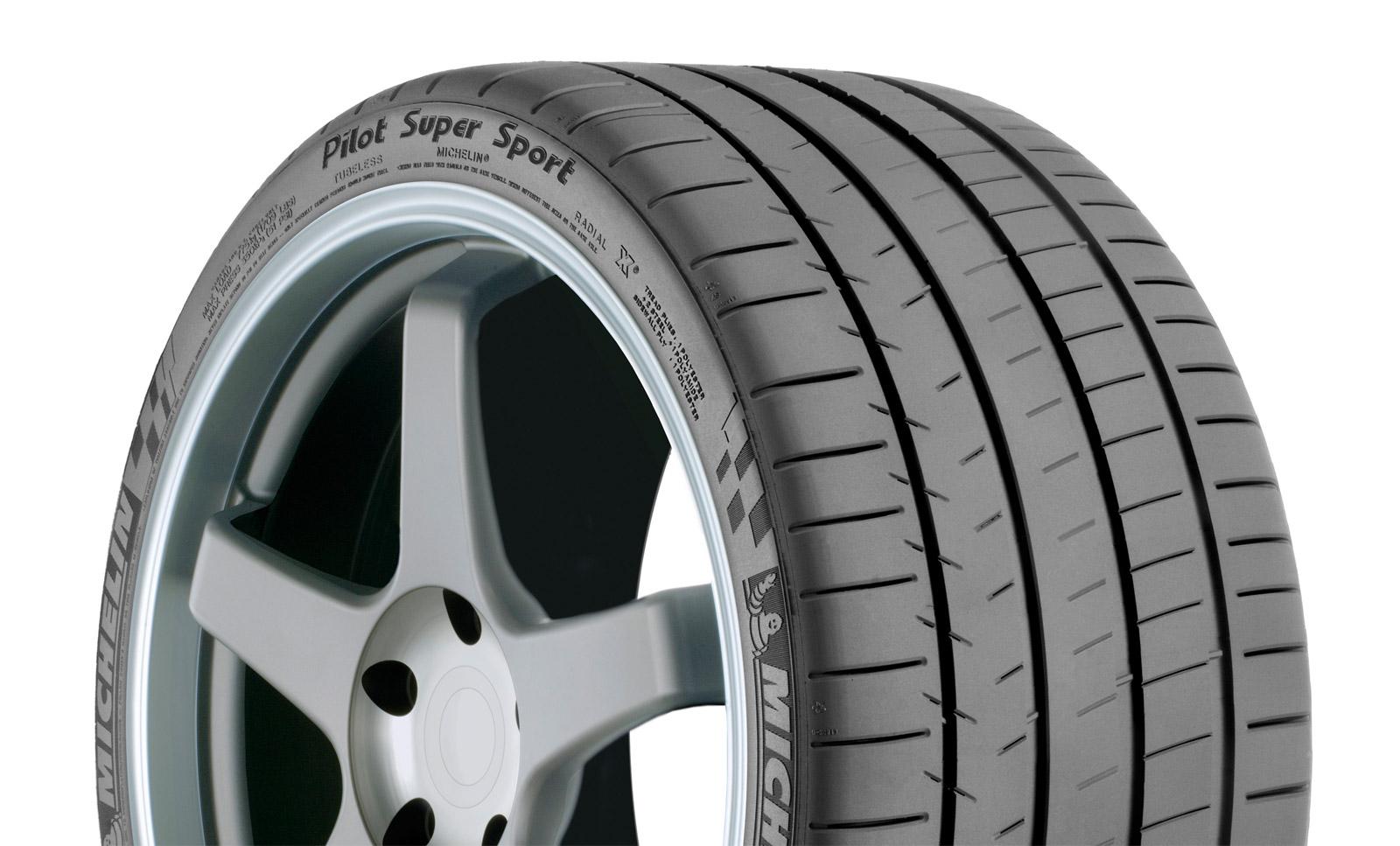 A Close Look At The Ferrari F12 Berlinetta S Michelin Tires