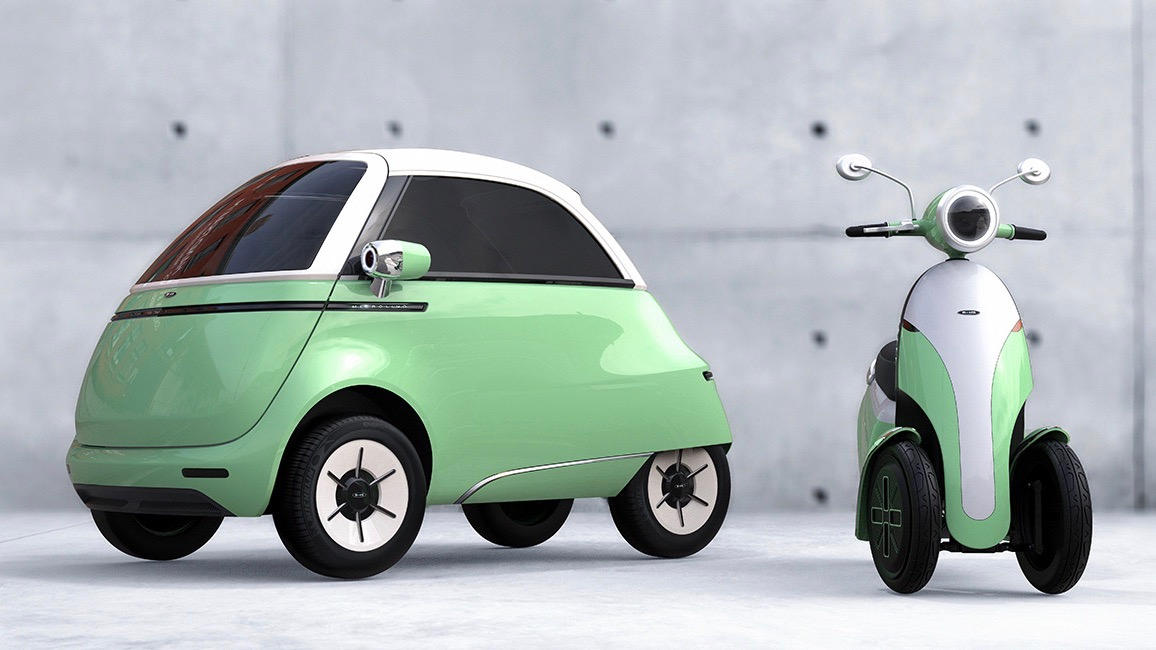 Isetta-inspired Microlino EV gets a redesign before it ever launched