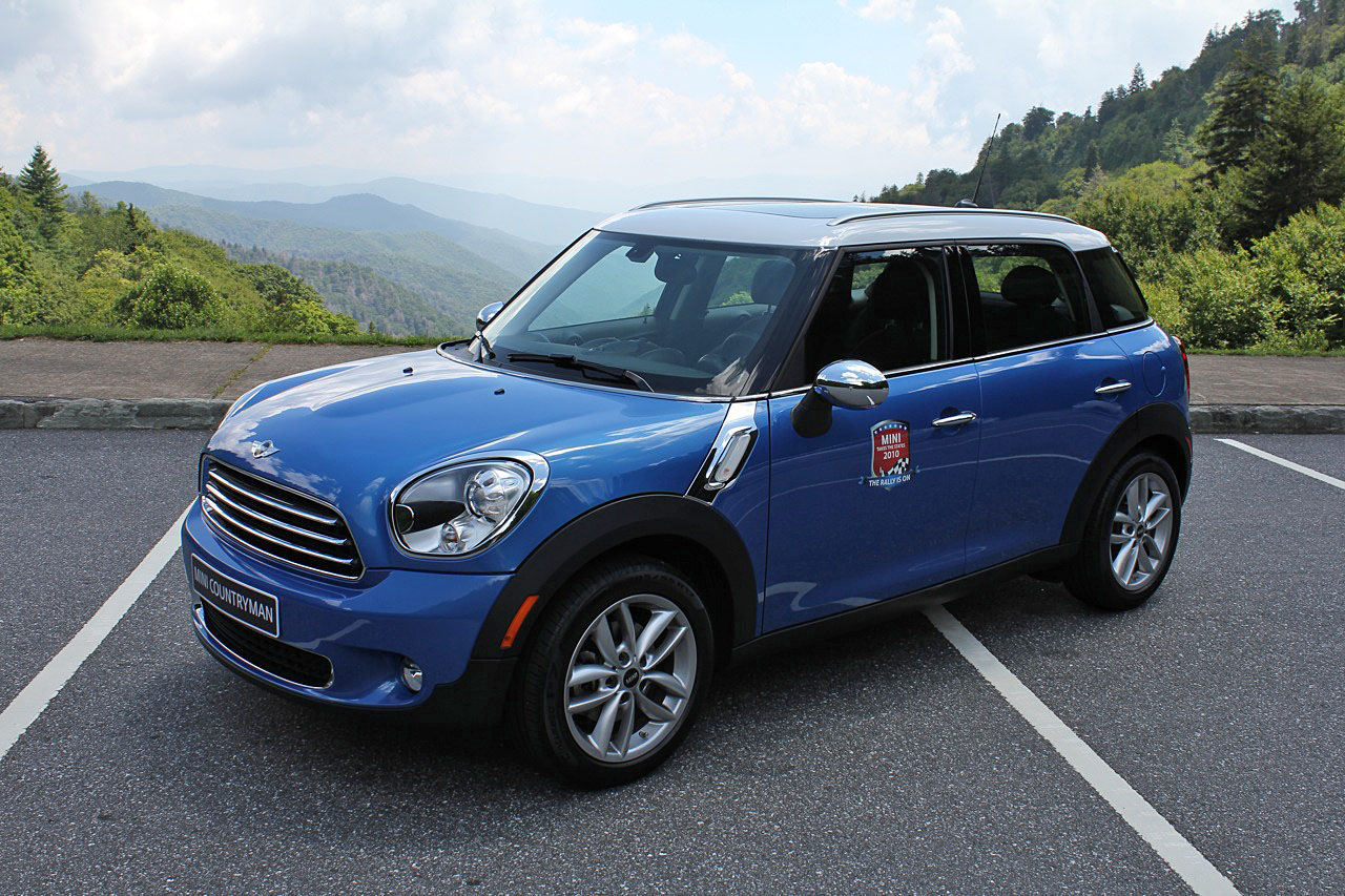 2011 MINI Cooper Countryman First Drive