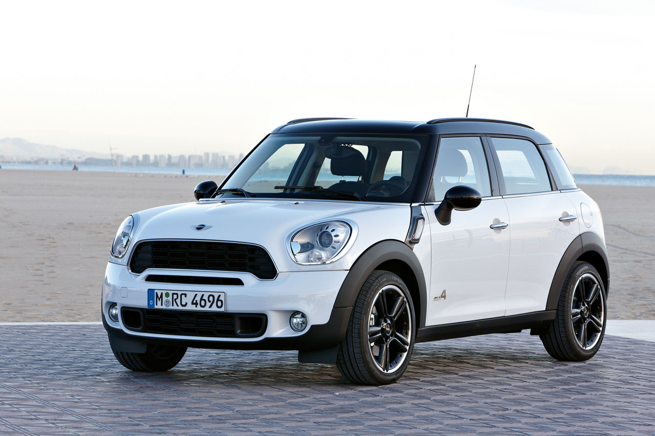 2017 Mini Cooper Countryman Review Ratings Specs Prices