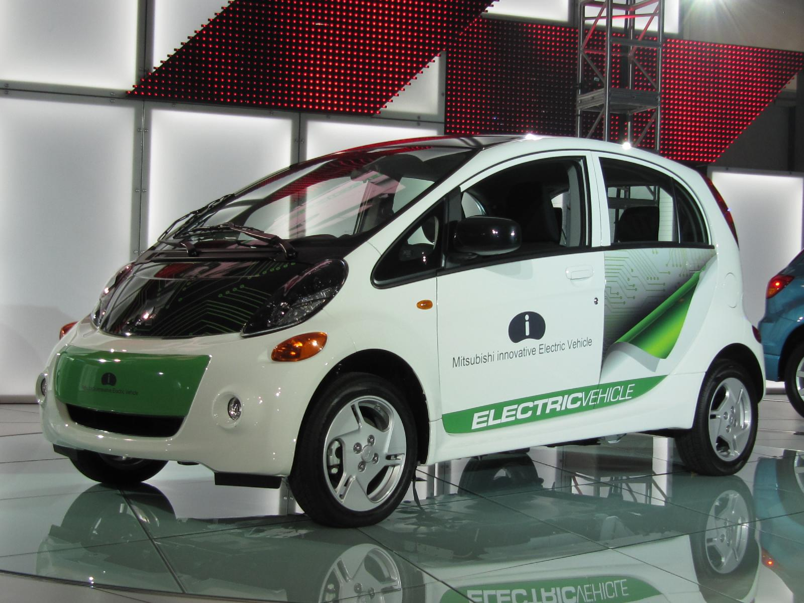2012 Mitsubishi Electric Mini Car Confirmed To Come To U.S.