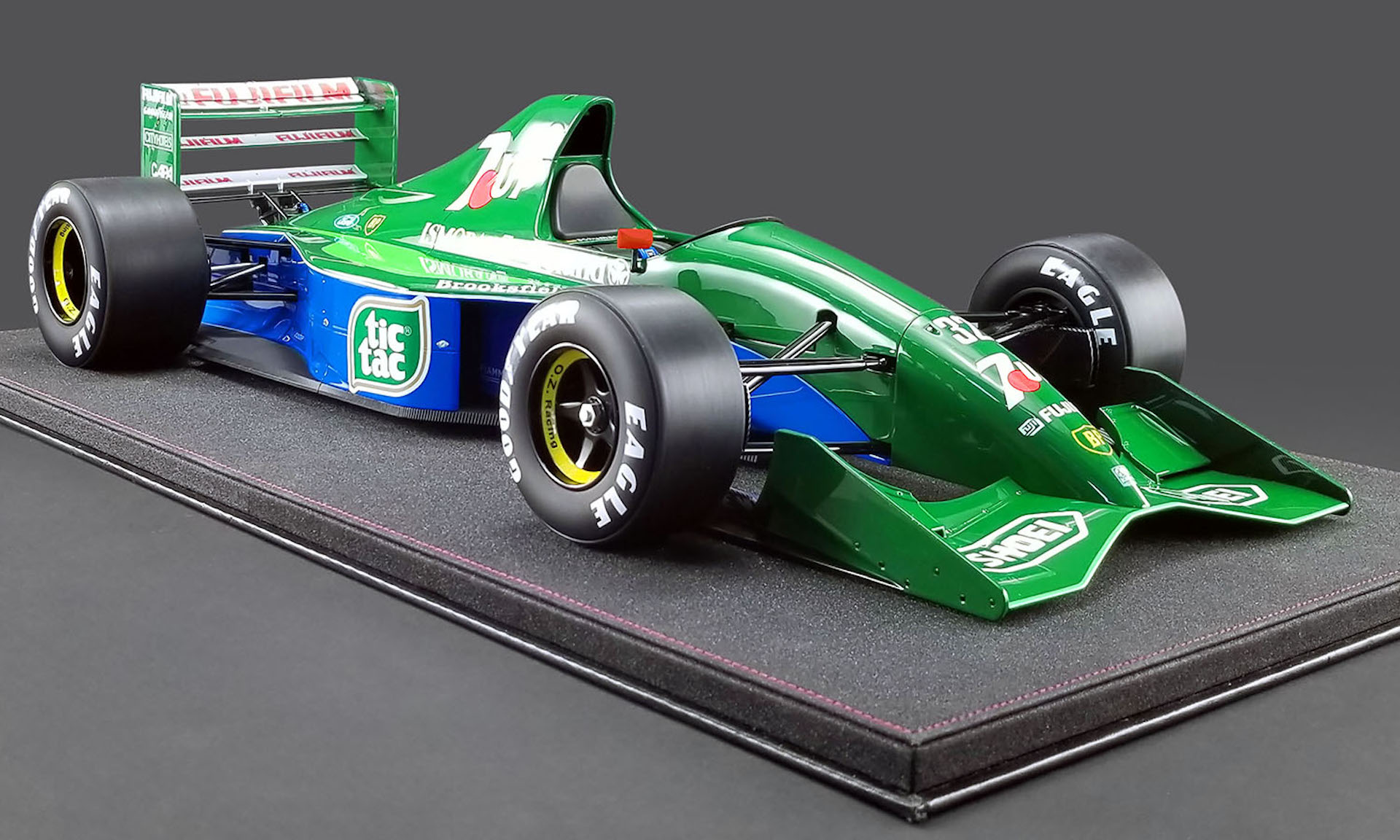 You Can Buy Michael Schumacher S Jordan F1 Car For 4 495