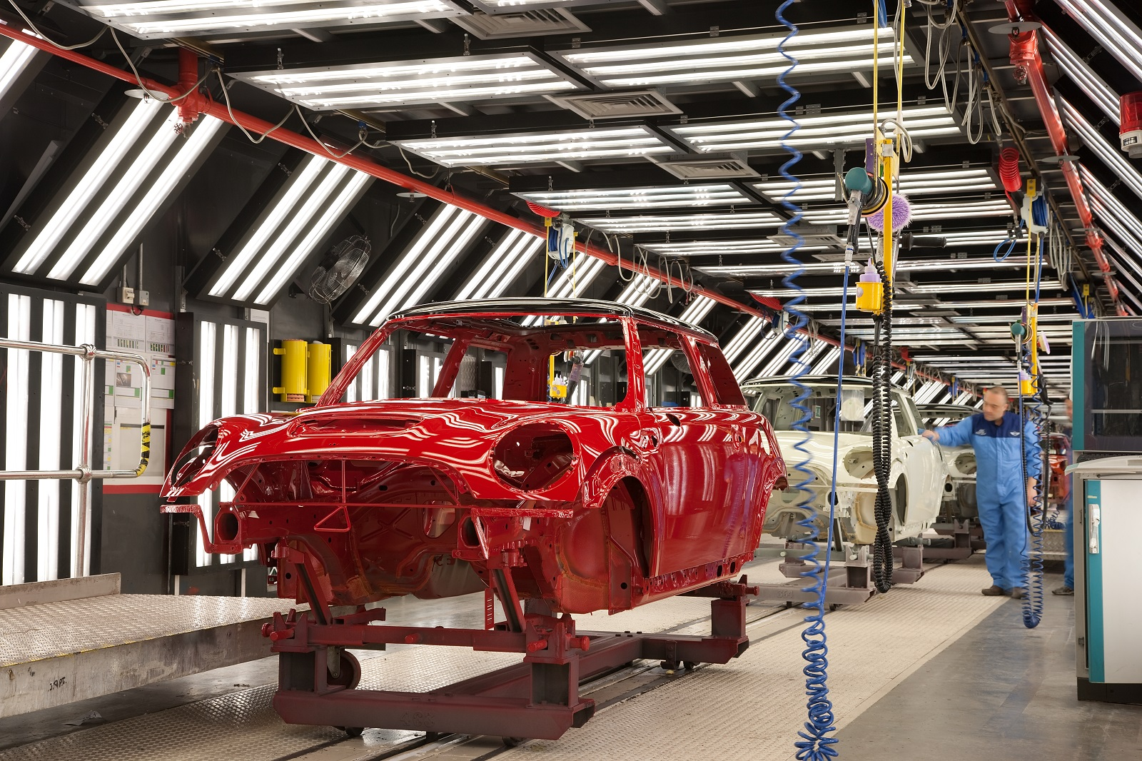 World's Third-Oldest Car Plant At 100 Years: MINIs Still ...