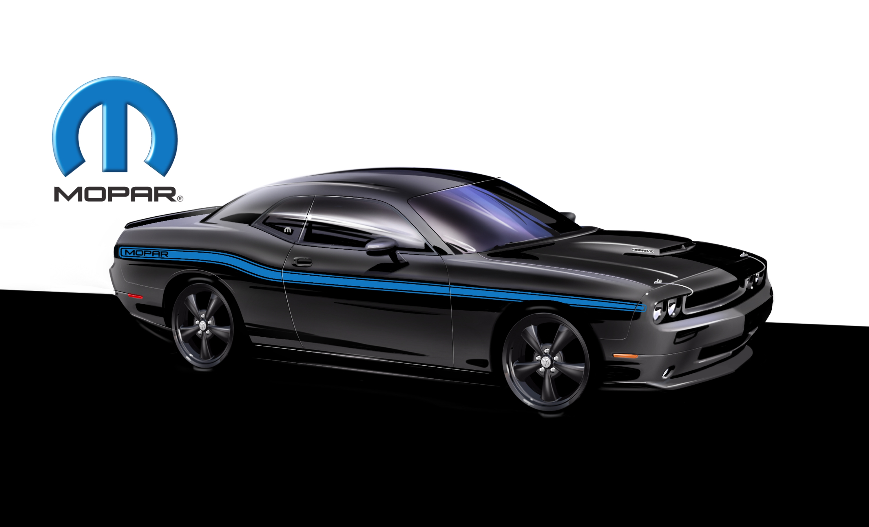 Dodge Mopar 10 Challenger Preview