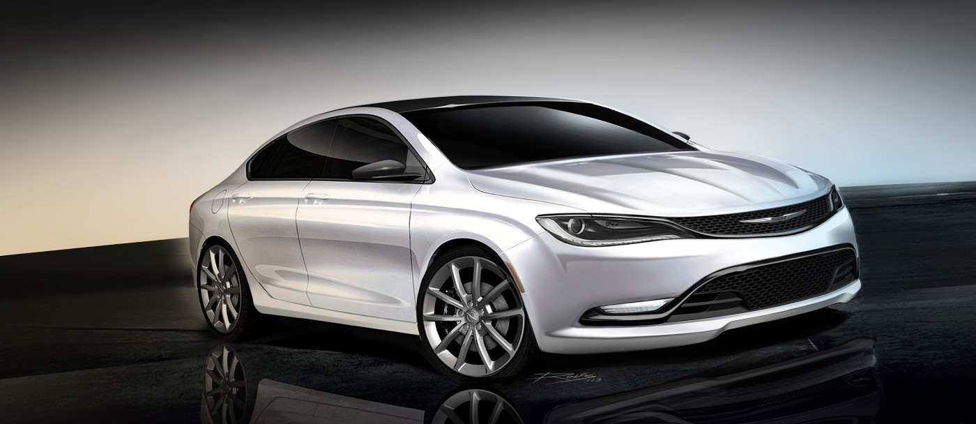 Mopar Reveals New Parts Range For 2015 Chrysler 200