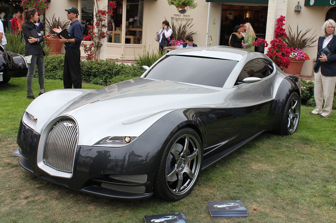 Mercedes Benz Of Chicago >> Morgan Pushes Back The Launch Of Its EvaGT To 2014