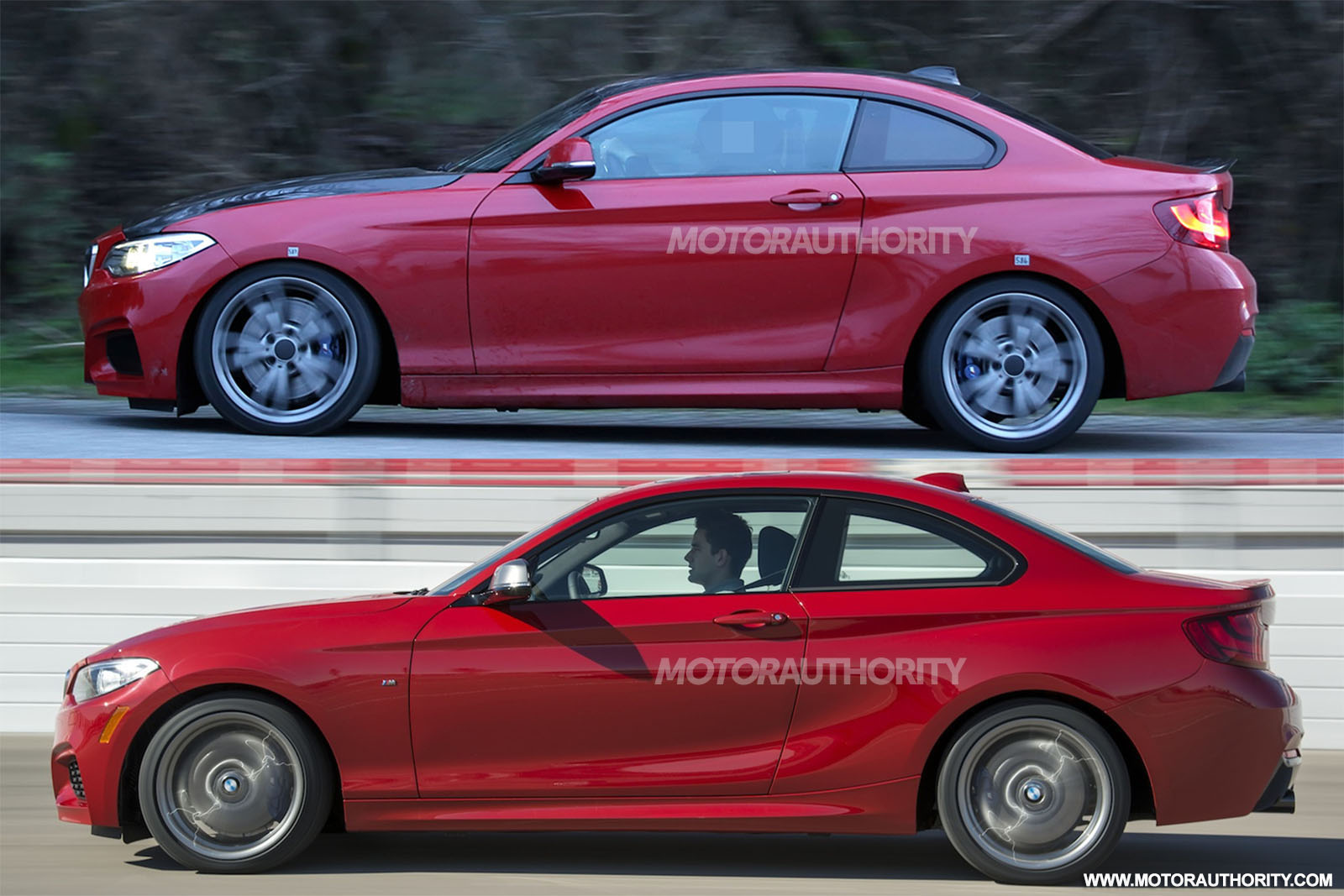 Mysterious BMW 2-Series-Based Mule Spy Shots