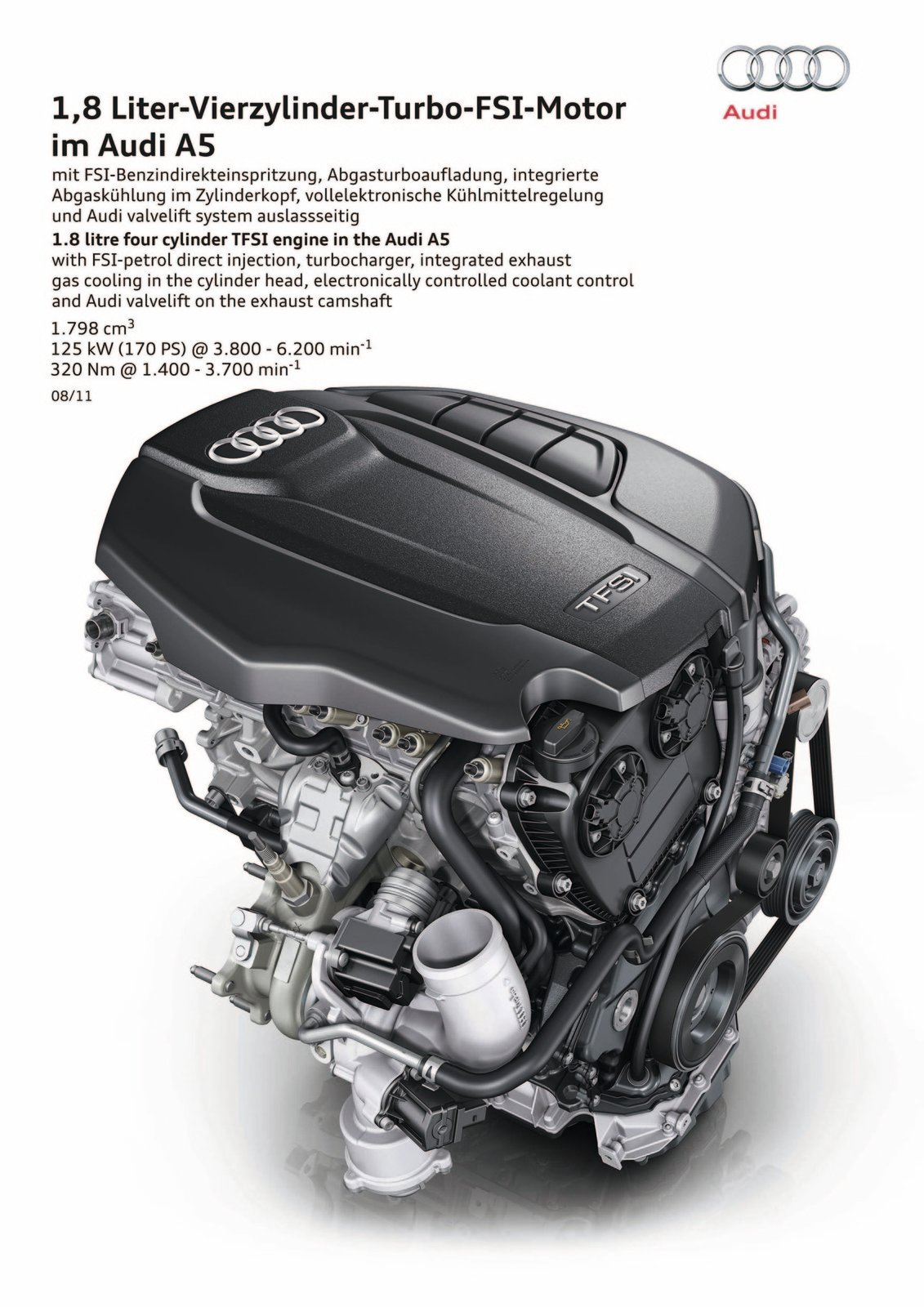 40 Mpg And 170 Bhp Audi Engine Offers Frugality And Fun