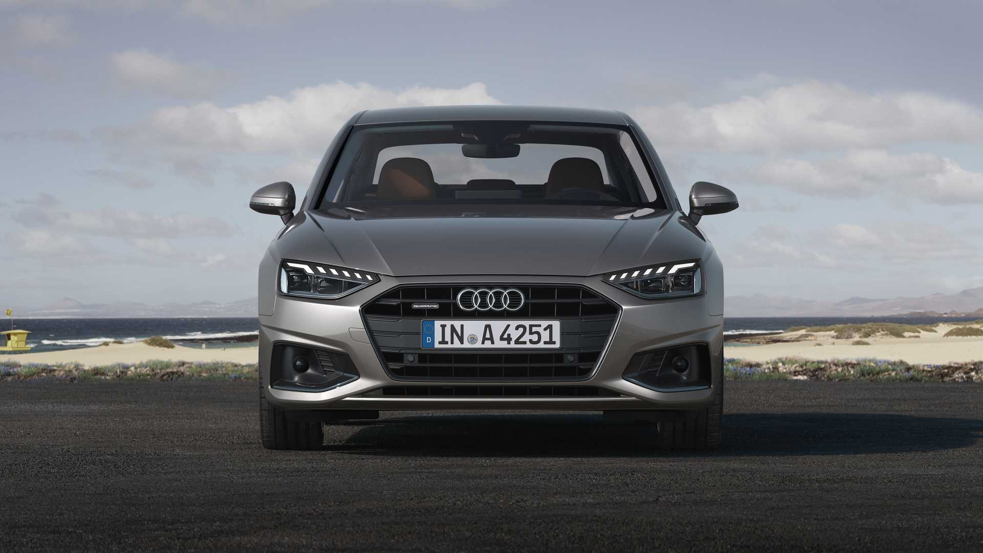 2020 Audi Q4: News, Design, Engines, Release >> Next Audi A4 Likely To Stick With Premium Mlb Platform