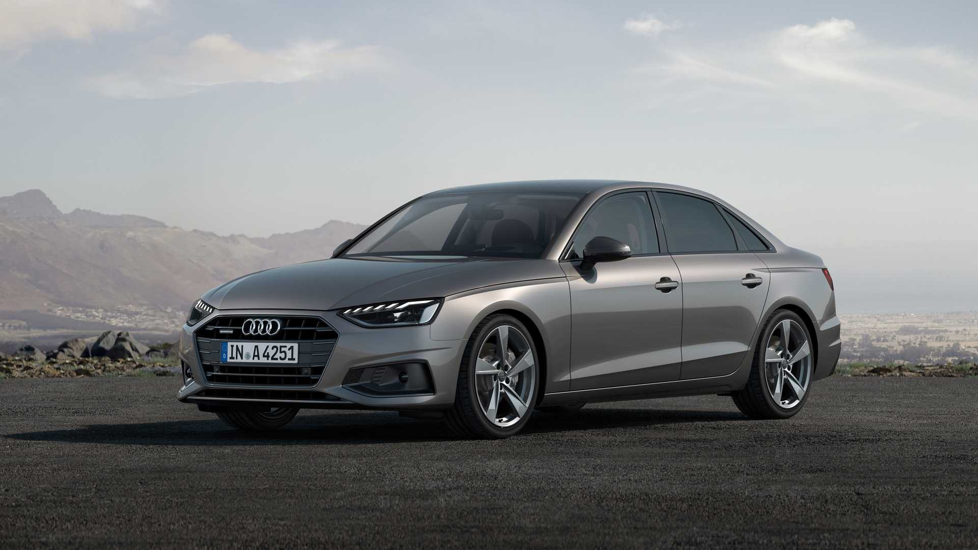 2020 Audi A4 review, behind the scenes of TV's best car show