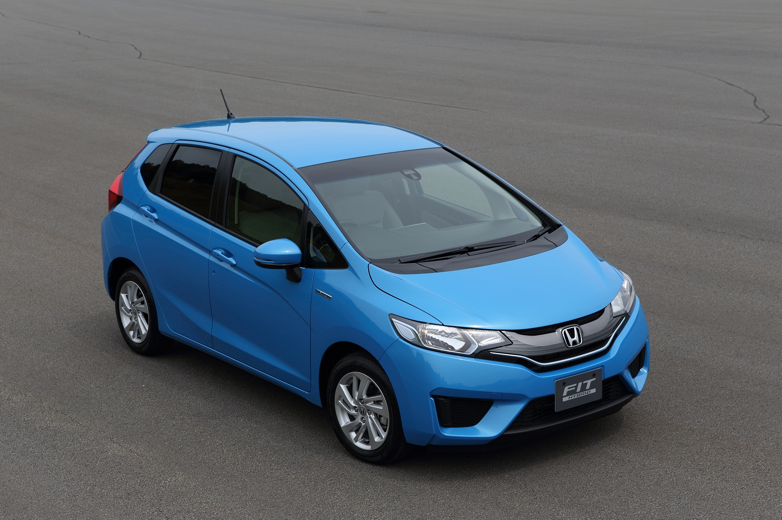 All New Honda Fit On Sale Today In Japan Including Hybrid