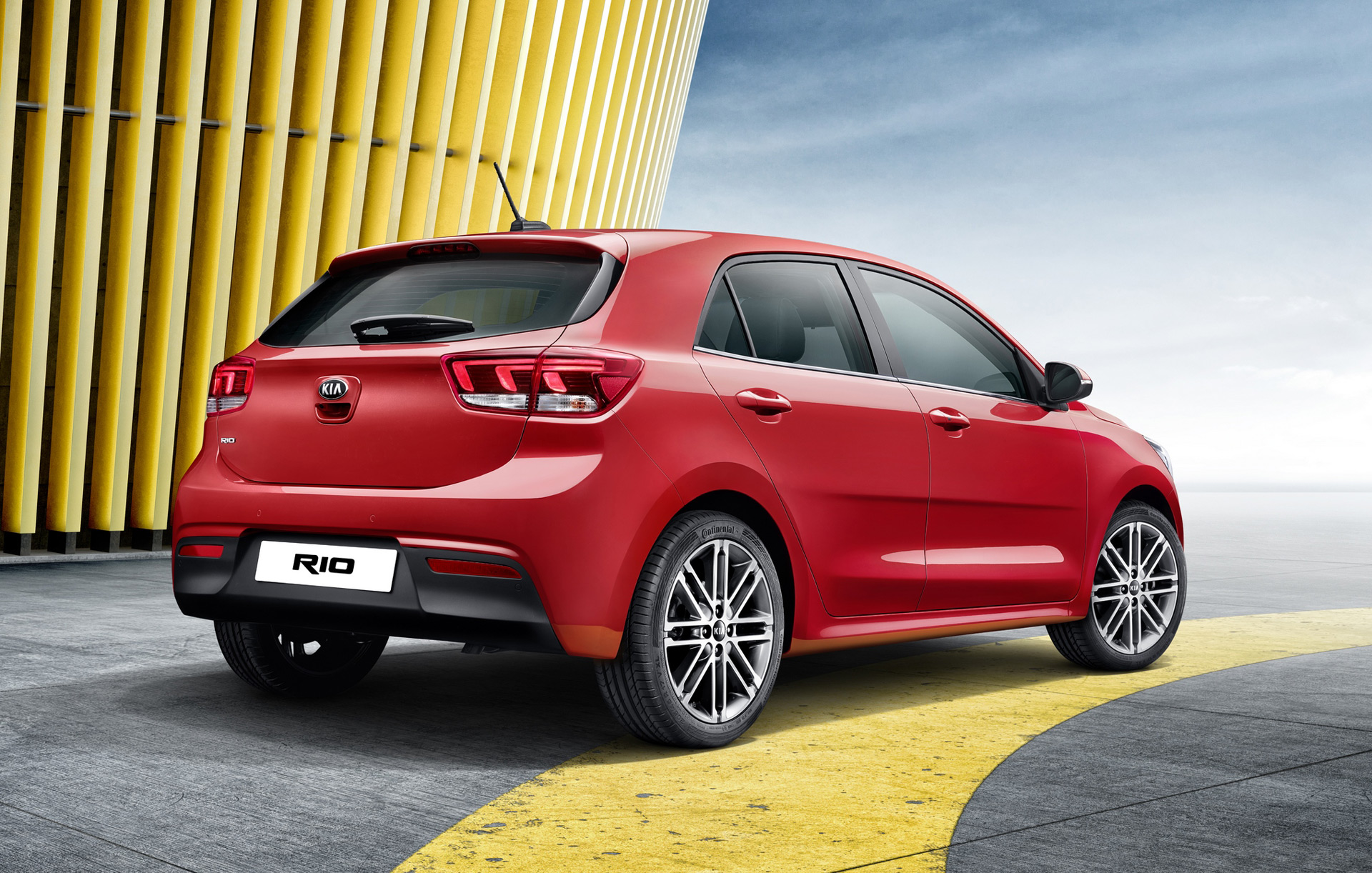 2017 Kia Rio Is All New, Now With Actual Style
