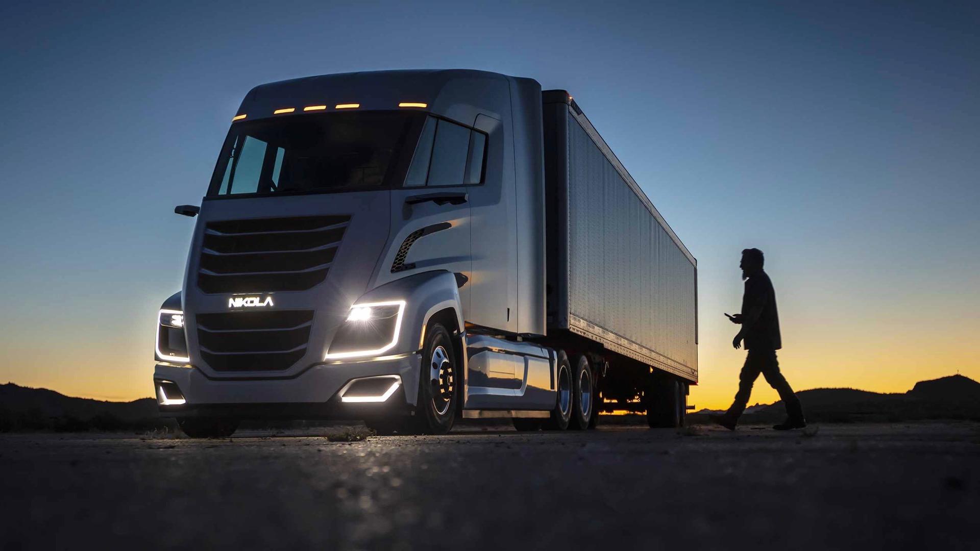 """Nikola """"base plan"""" might drop Badger electric pickup if GM deal falls through"""