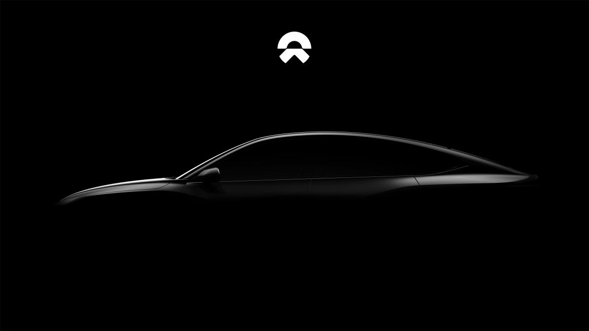 Nio Teases Sleek Et7 Coupe To Include Next Generation Power System