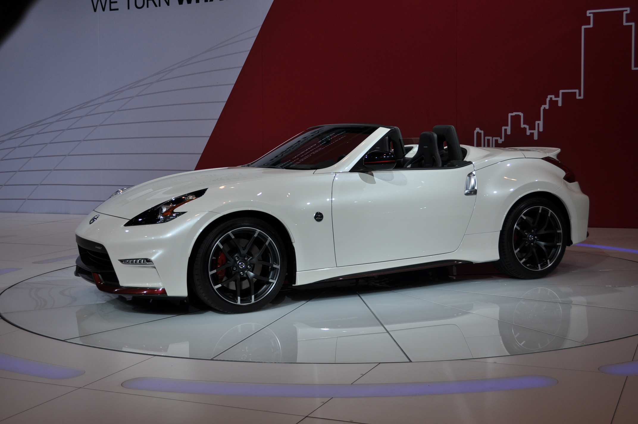 Nissan 370Z NISMO Roadster Concept: 2015 Chicago Auto Show