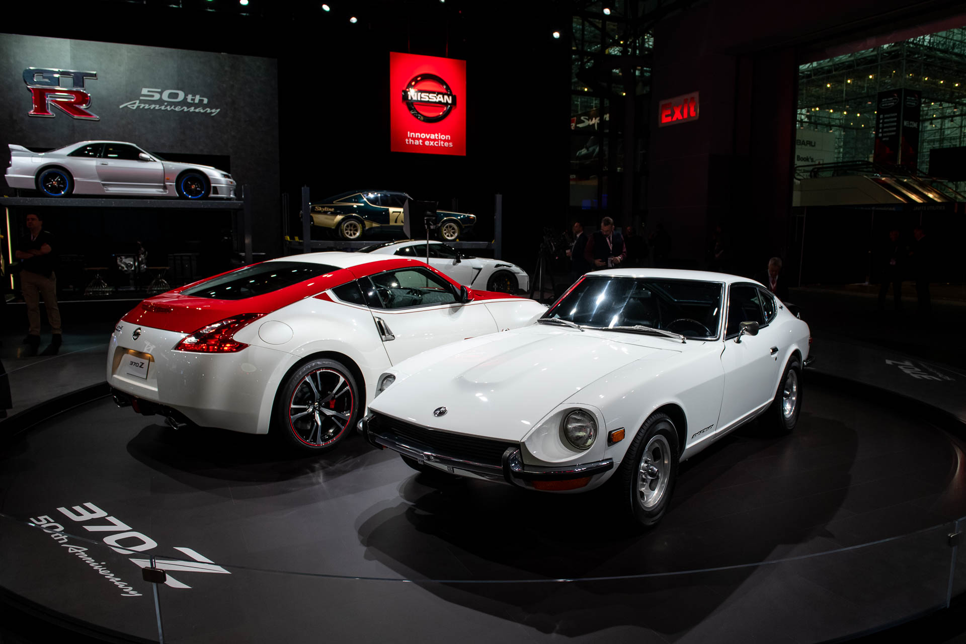 The Future Nissan Z And Gt R Will Be